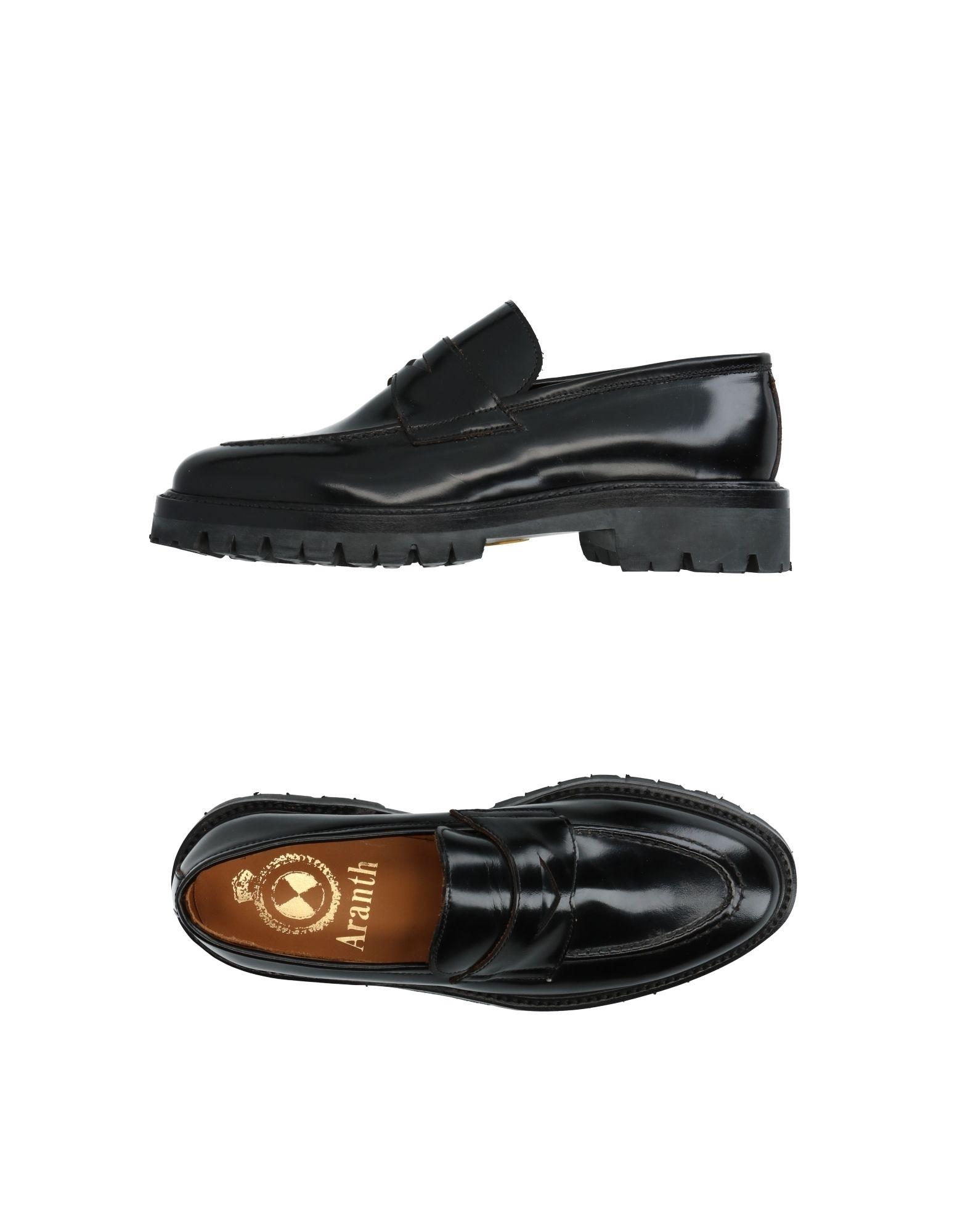 Stilvolle billige Schuhe Aranth Mokassins Damen  11233628US