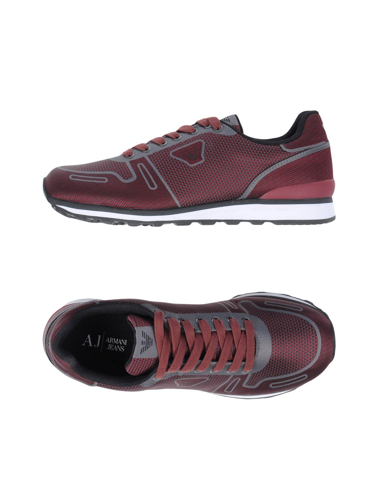 Sneakers Armani Jeans Uomo - 11233634EQ