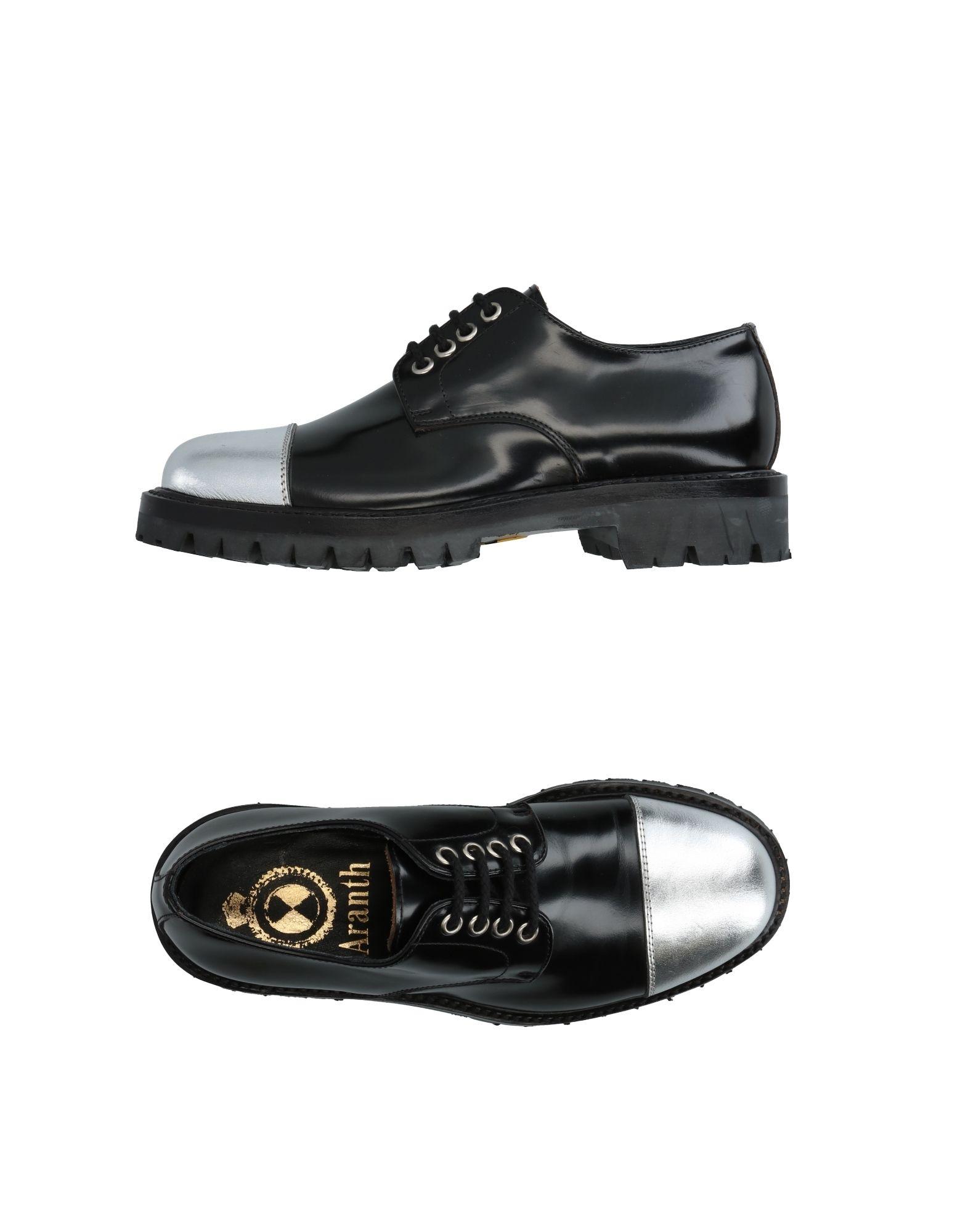 Stilvolle billige Schuhe Aranth Schnürschuhe Damen  11233639UM