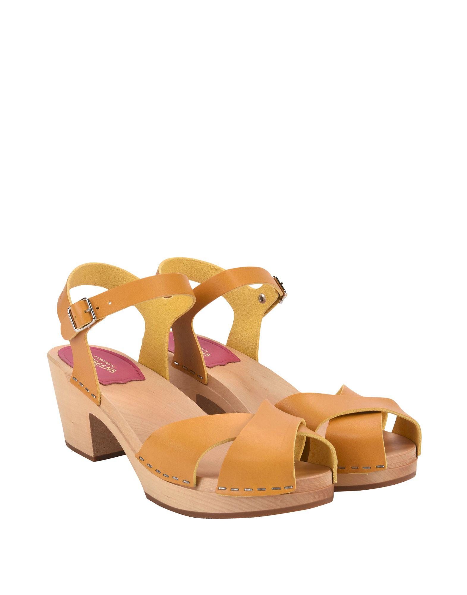 Stilvolle billige Schuhe Damen Swedish Hasbeens Sandalen Damen Schuhe  11233827IE 82e332