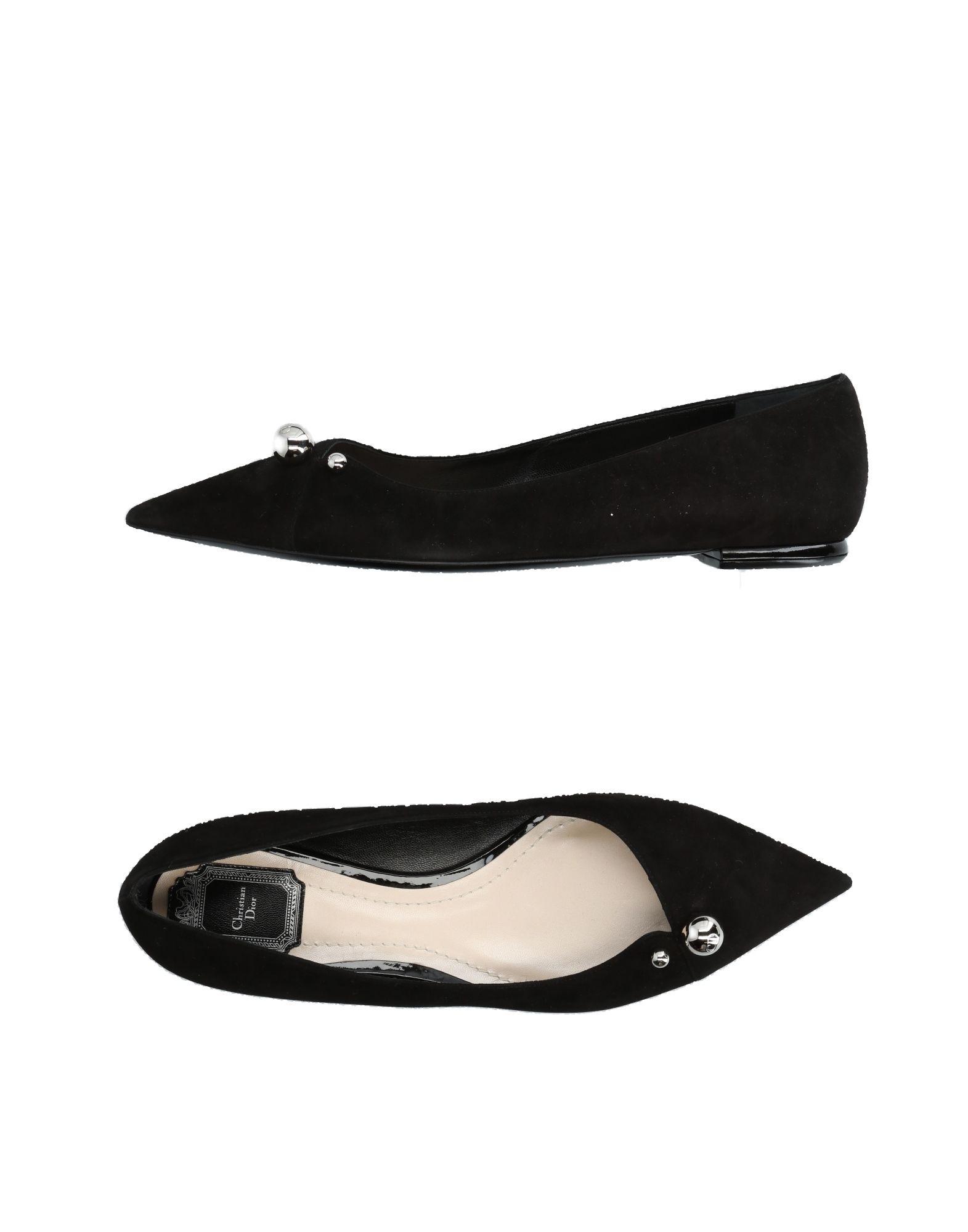 Dior Ballerinas Damen Schuhe  11233861BFGünstige gut aussehende Schuhe Damen 35f302