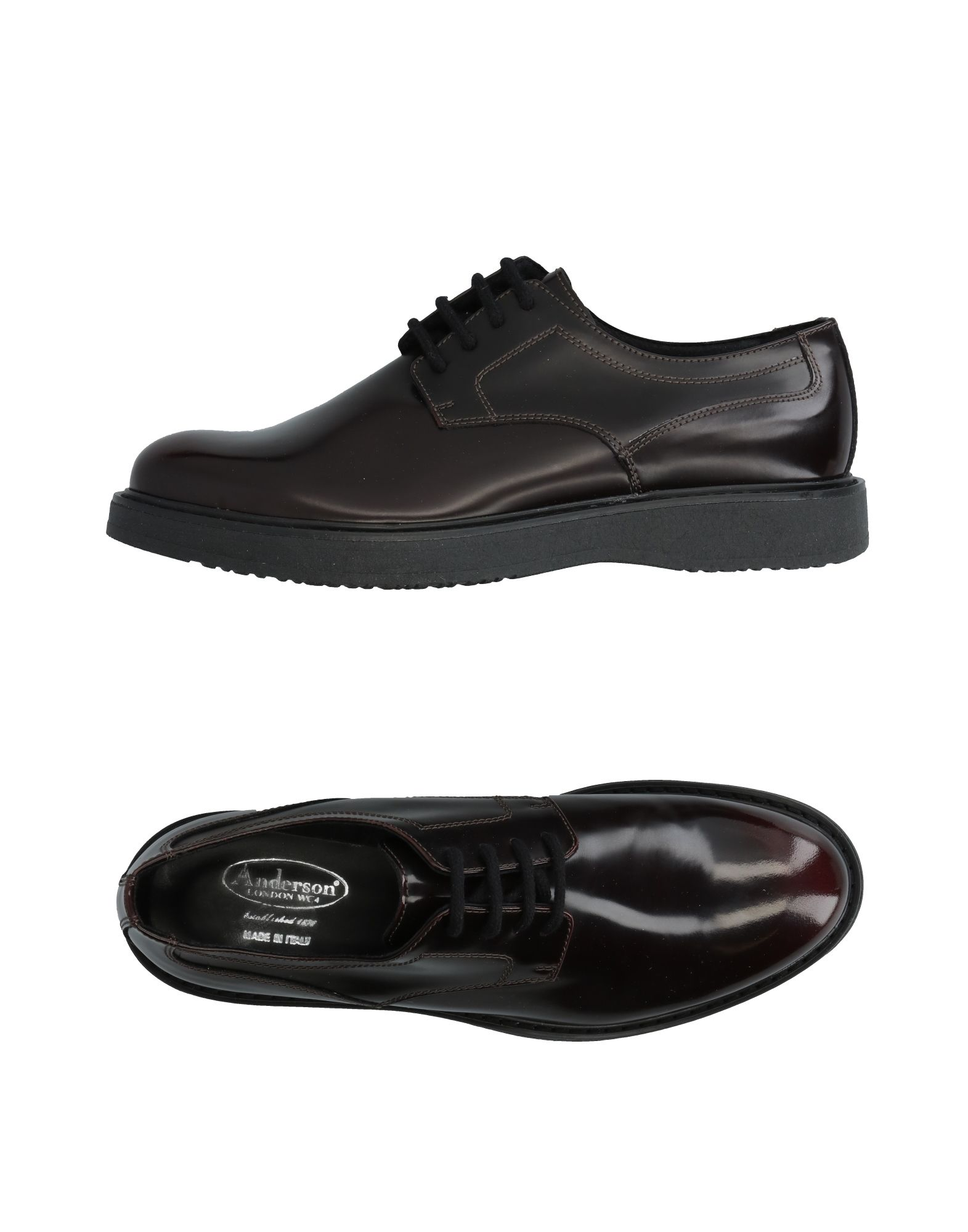 Chaussures - Chaussures À Lacets Anderson QXtKnIaI9n