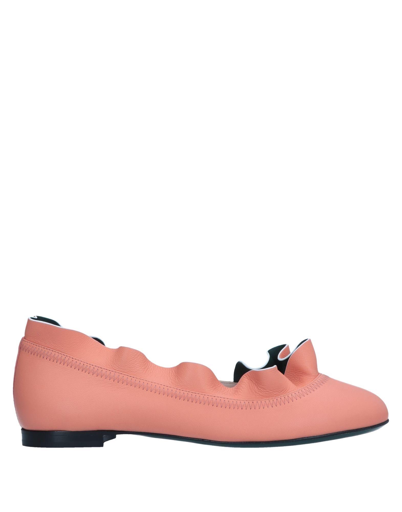 Fendi Ballerinas Damen  11234048TVGünstige gut aussehende Schuhe