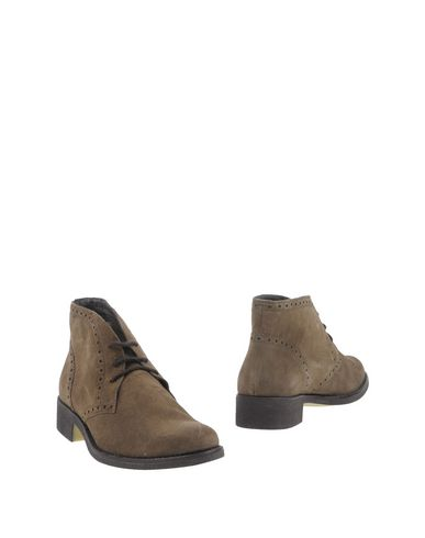 ANDERSON Ankle Boot in Khaki