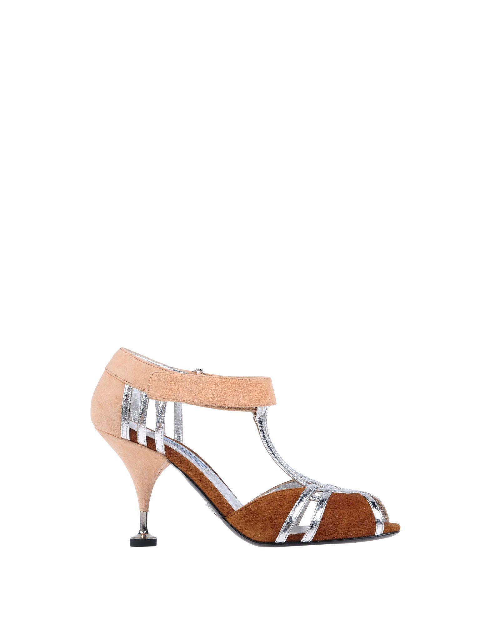Prada Sandalen aussehende Damen  11234155ODGünstige gut aussehende Sandalen Schuhe 3cd2bf