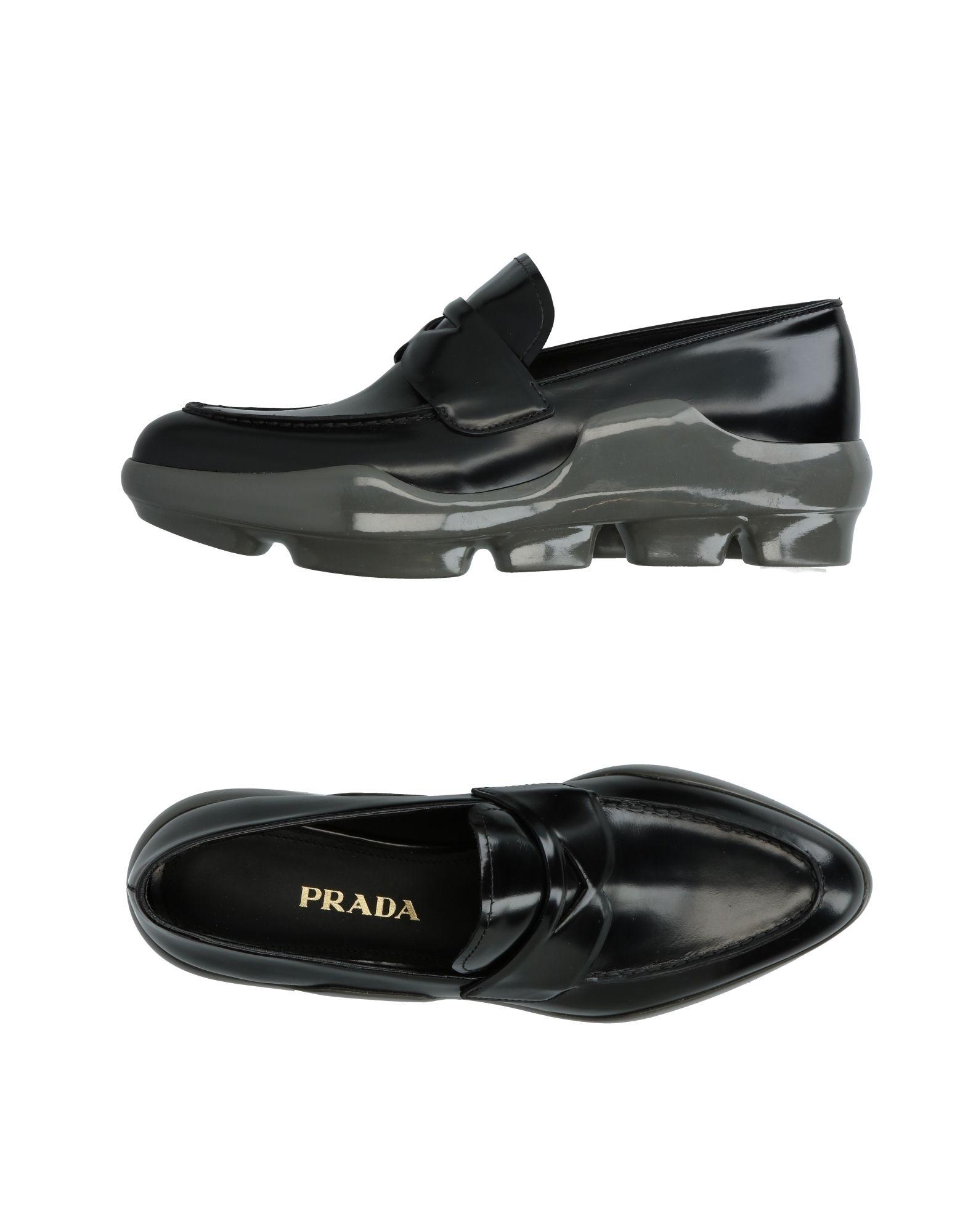 Prada Mokassins Damen  11234221UAGünstige gut aussehende Schuhe