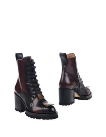 Dries Van Noten Ankle Boots - Dries Van Noten Women - YOOX United ...