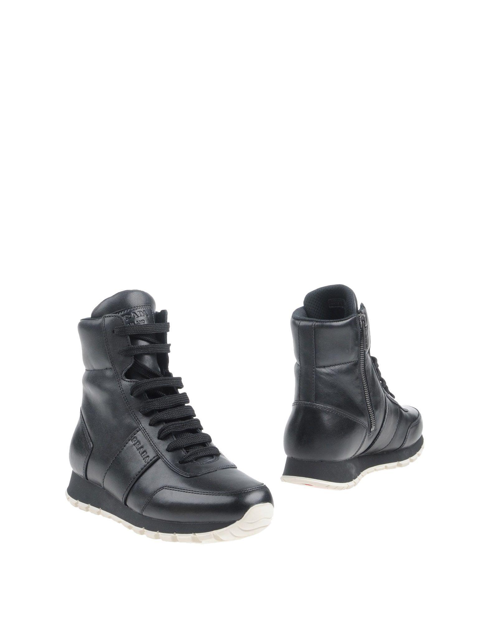 Prada Sport Stiefelette Damen  11234255PAGünstige gut aussehende Schuhe