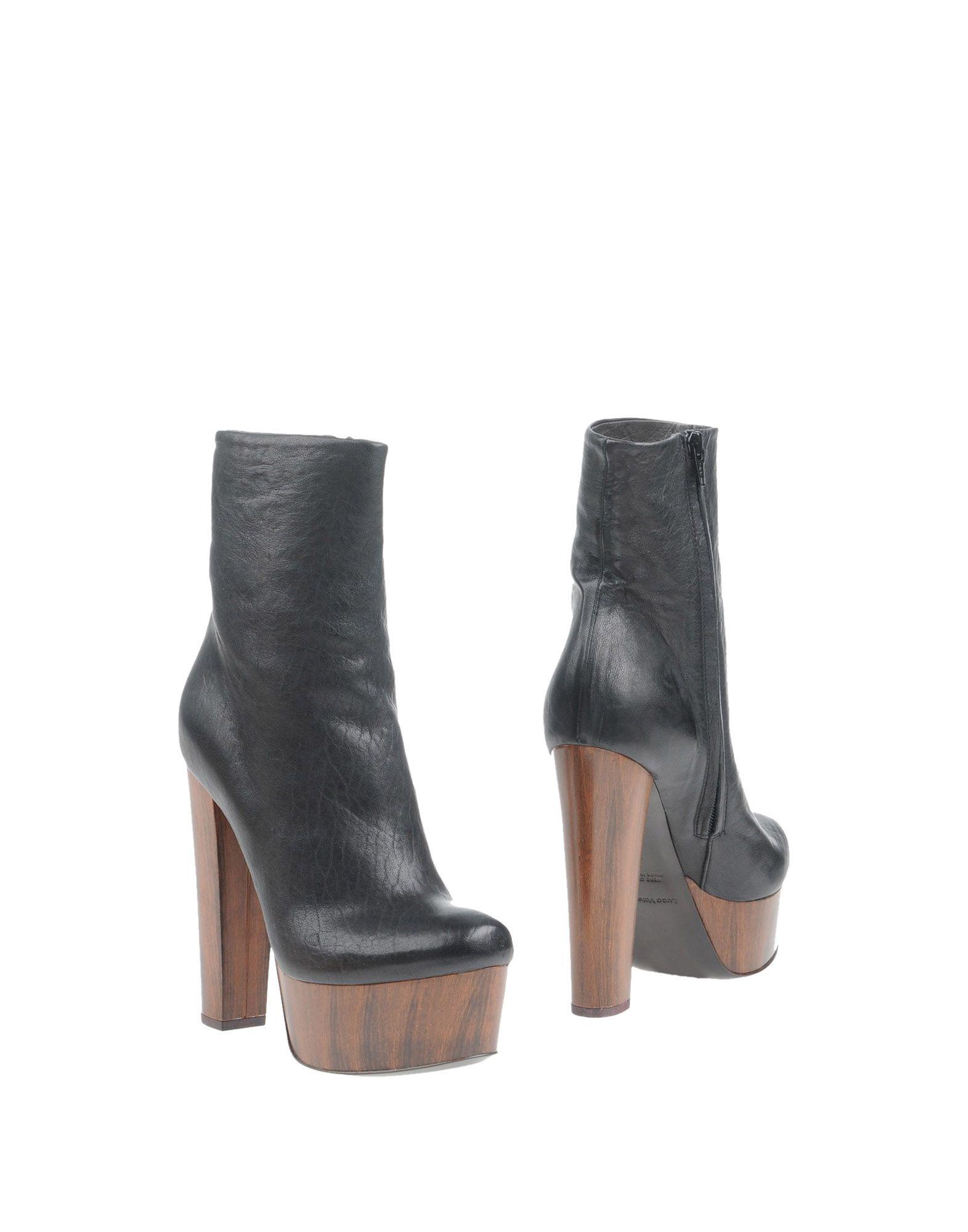 Luca Valentini Stiefelette Damen  11234327SSGut aussehende strapazierfähige Schuhe