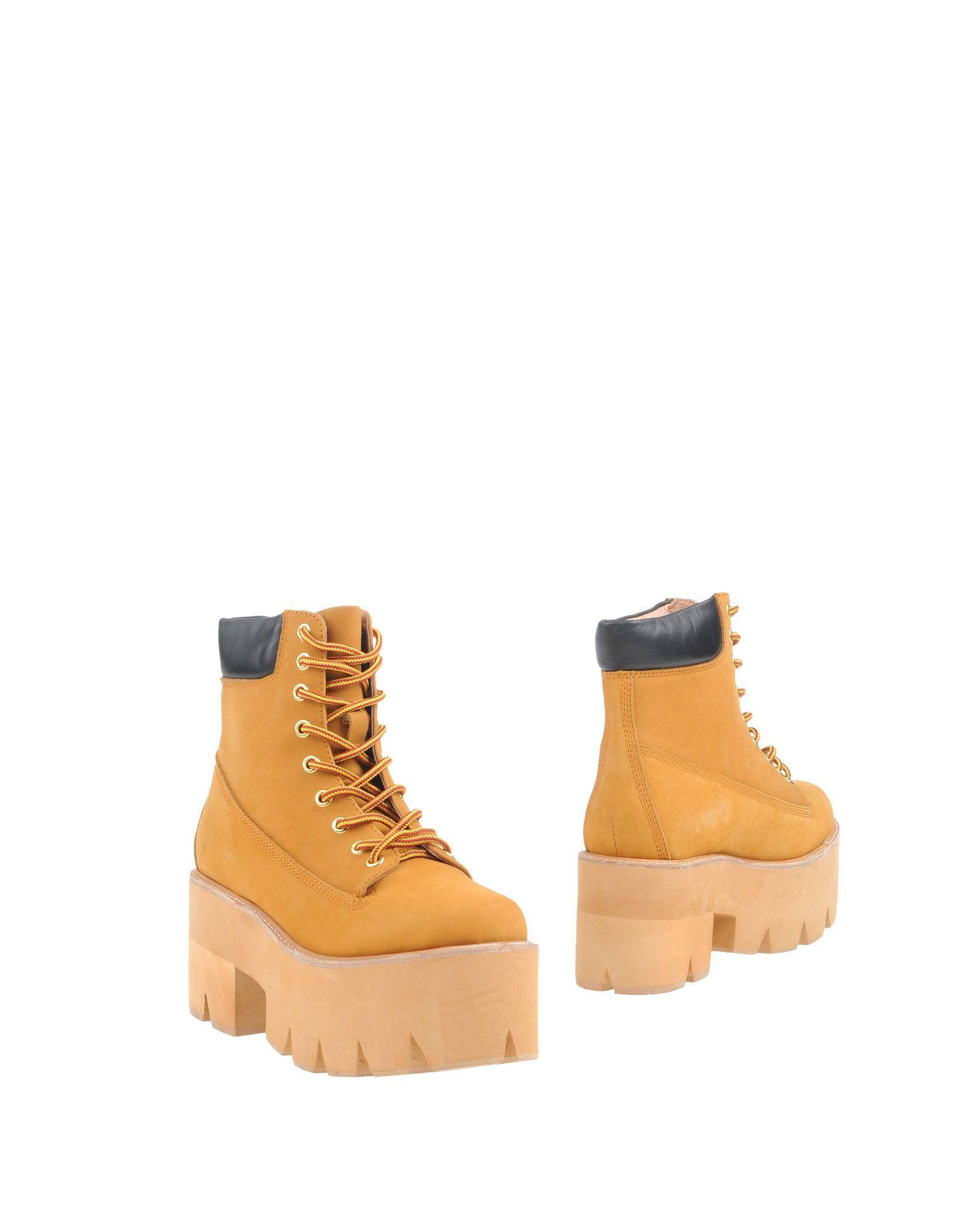 Gut um billige Damen Schuhe zu tragenJeffrey Campbell Stiefelette Damen billige  11234357RR b8f524