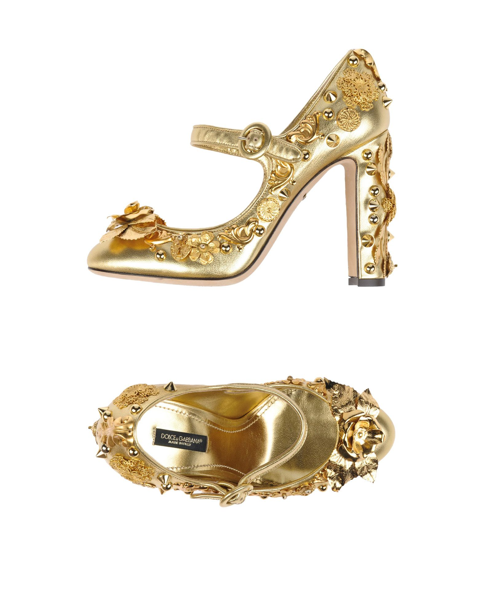 Scarpe economiche e Gabbana resistenti Décolleté Dolce & Gabbana e Donna 026659