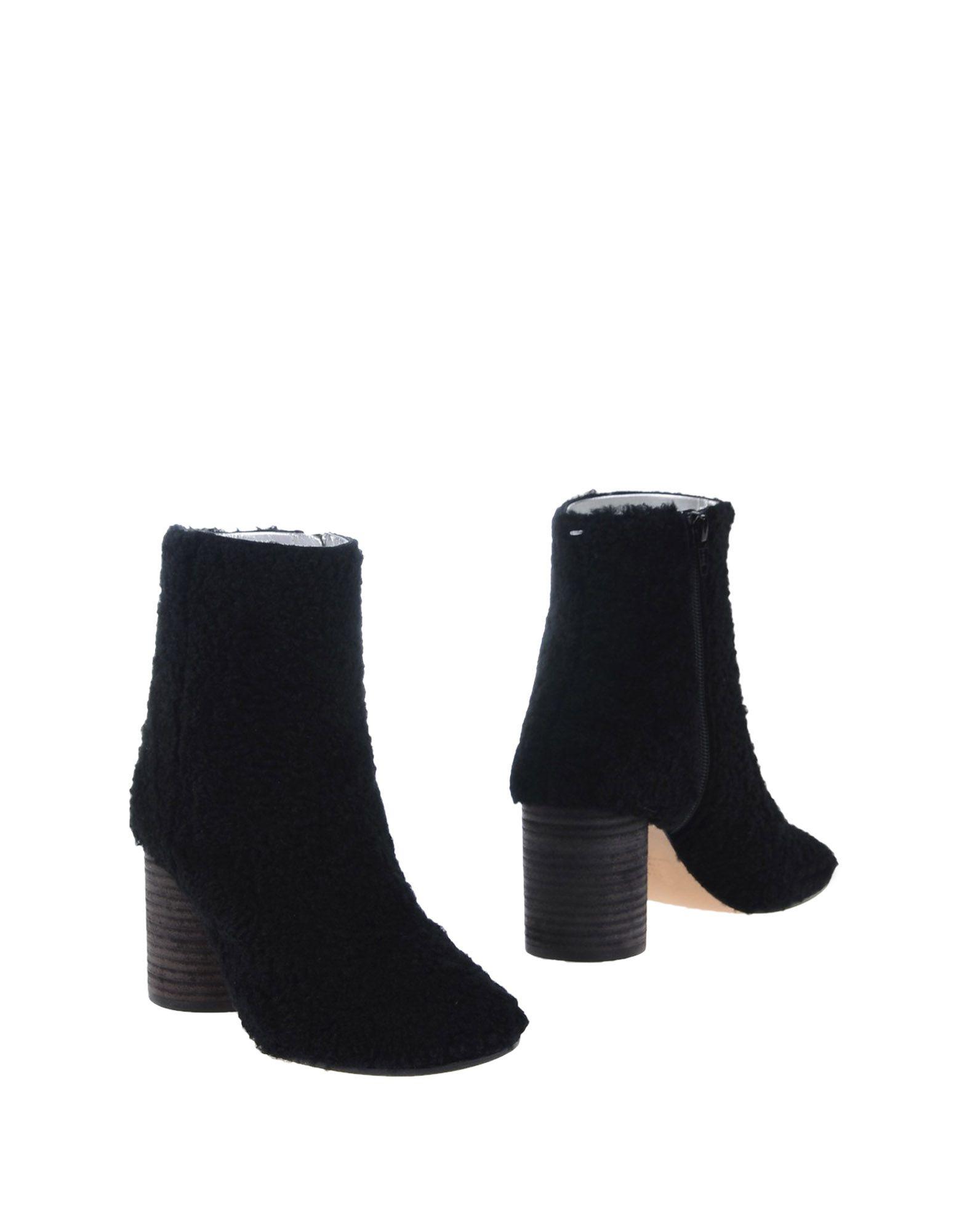 Maison Margiela Stiefelette Damen  11234380ELGünstige gut aussehende Schuhe