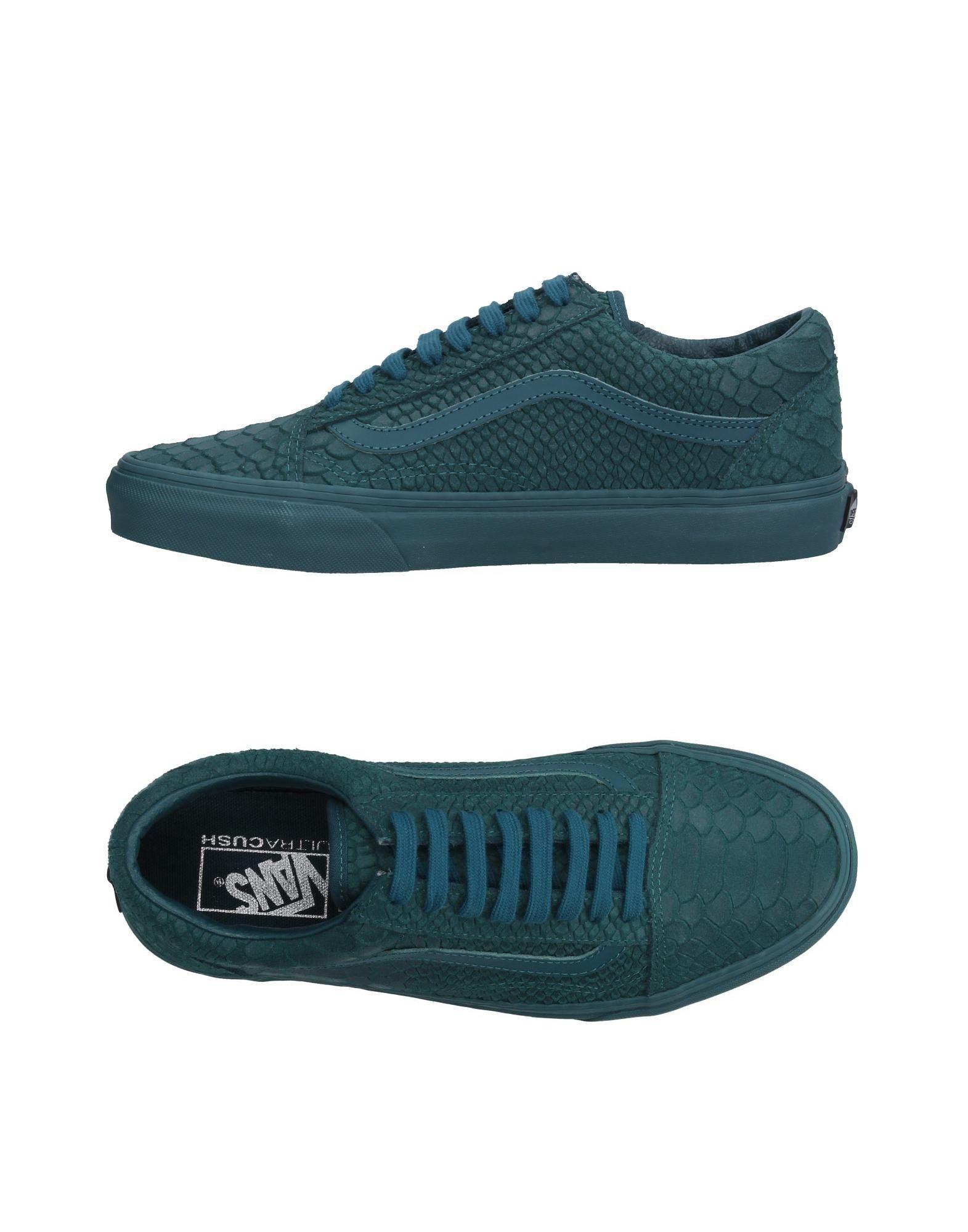 Moda Sneakers Vans Uomo - 11234687JN