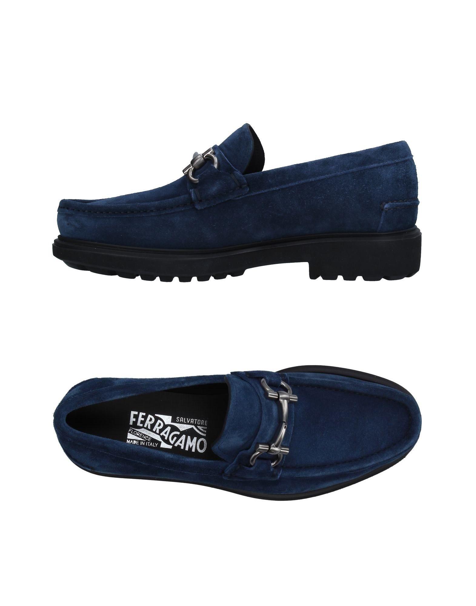 Salvatore Ferragamo Mokassins Herren  11234731QN Neue Schuhe