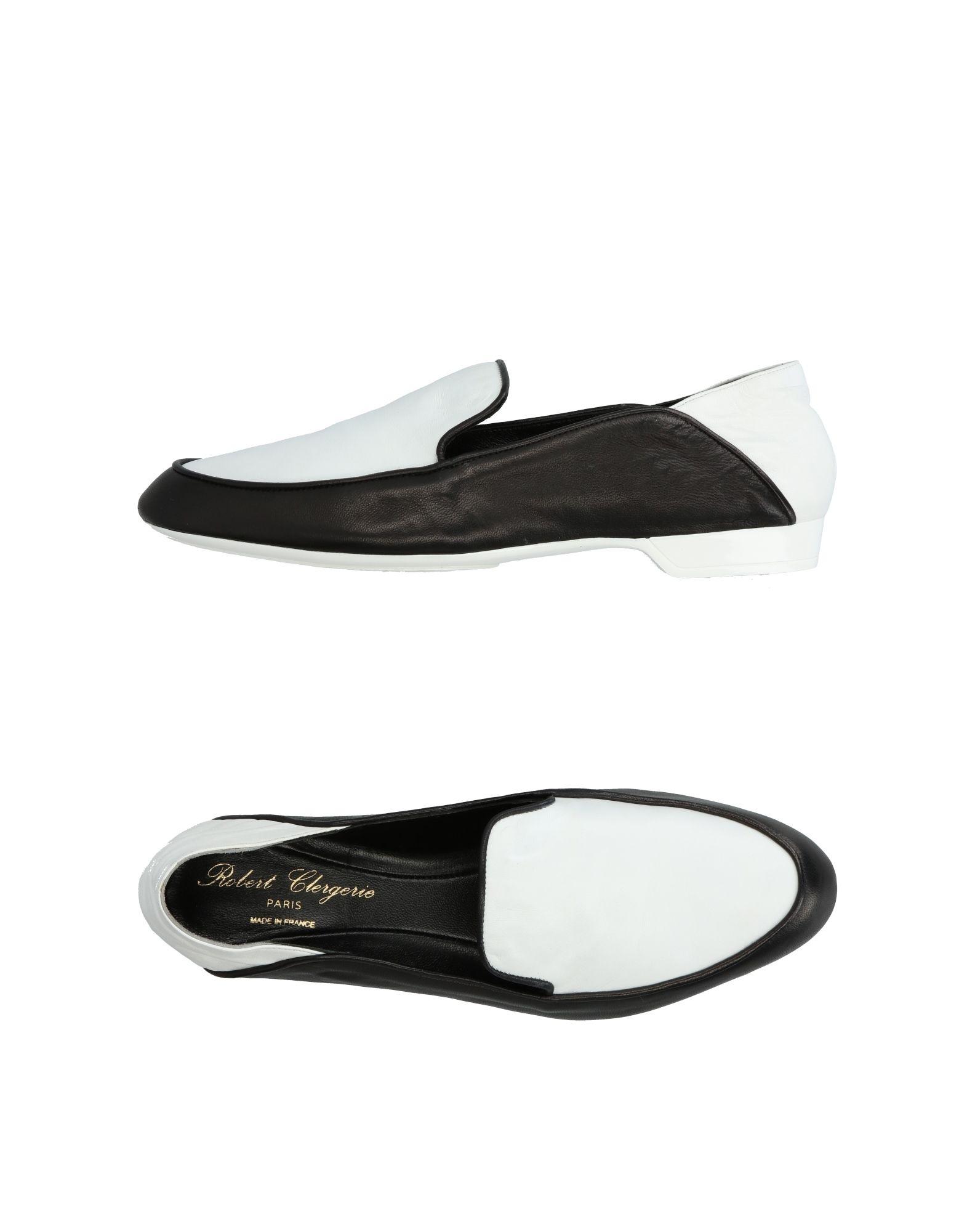 Stilvolle billige Schuhe Robert 11235183XU Clergerie Mokassins Damen  11235183XU Robert 9249cf