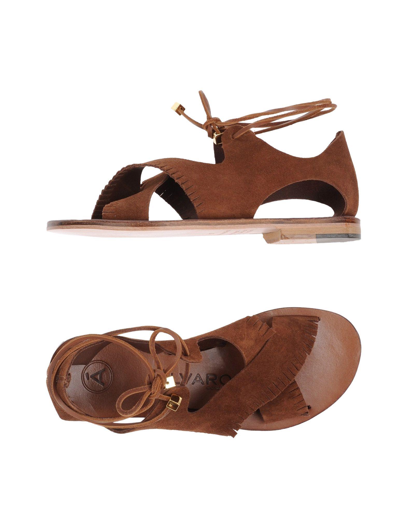 Álvaro González Sandalen Damen  11235234NR Neue Schuhe
