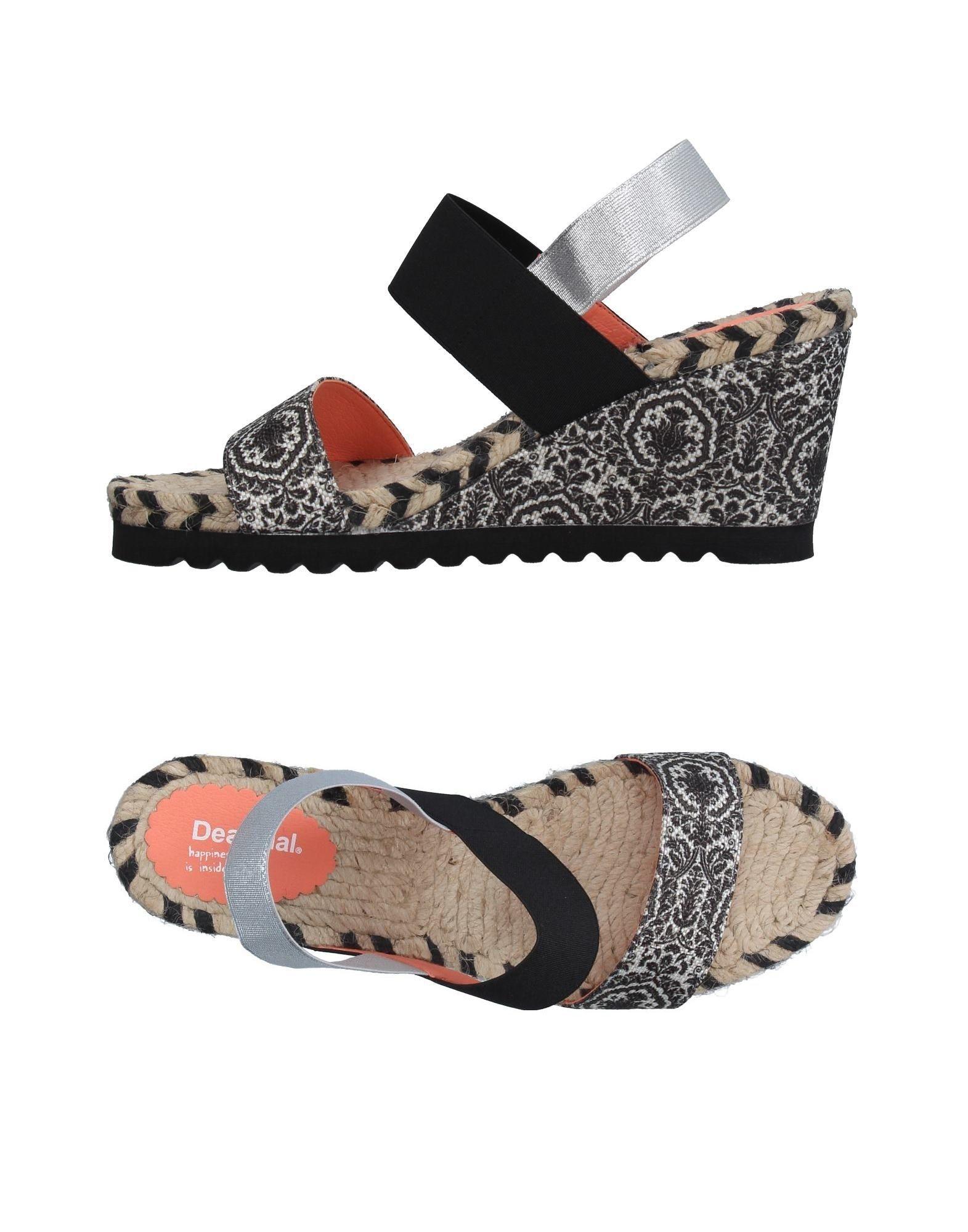 Sandales Desigual Femme - Sandales Desigual sur
