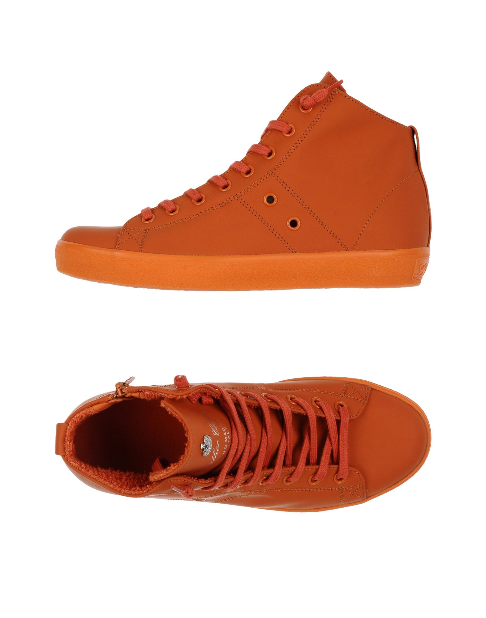 Sneakers Leather Crown Donna - 11235595GK