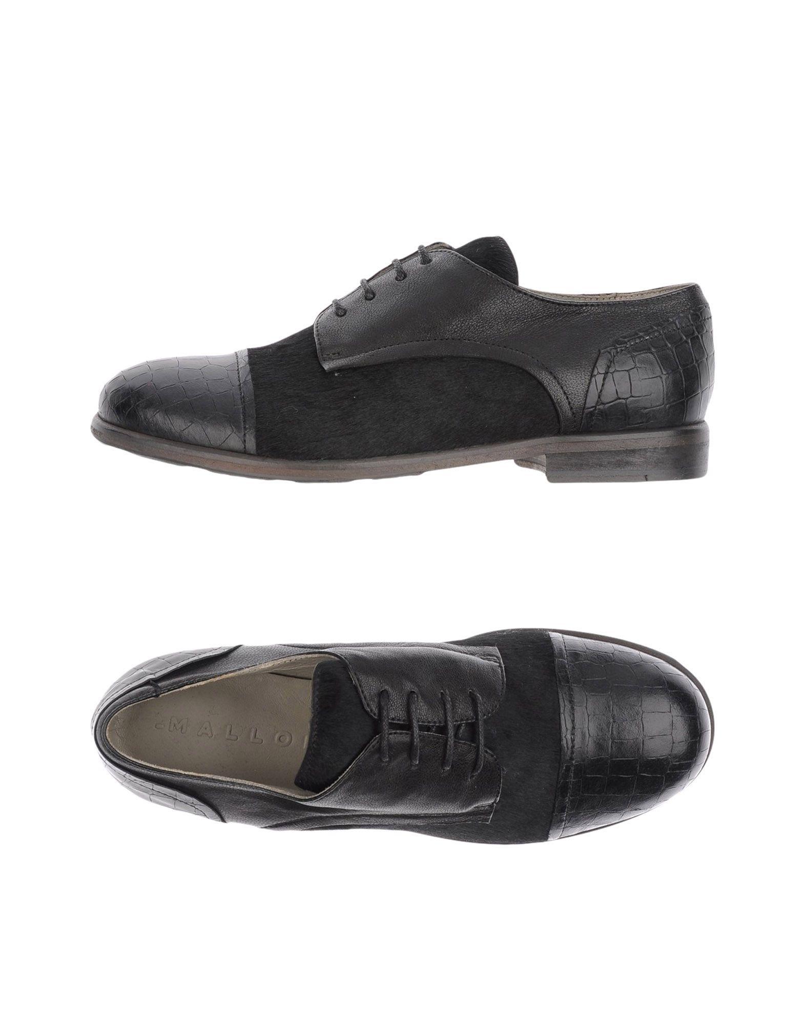 Chaussures À Lacets Malloni Femme - Chaussures À Lacets Malloni sur