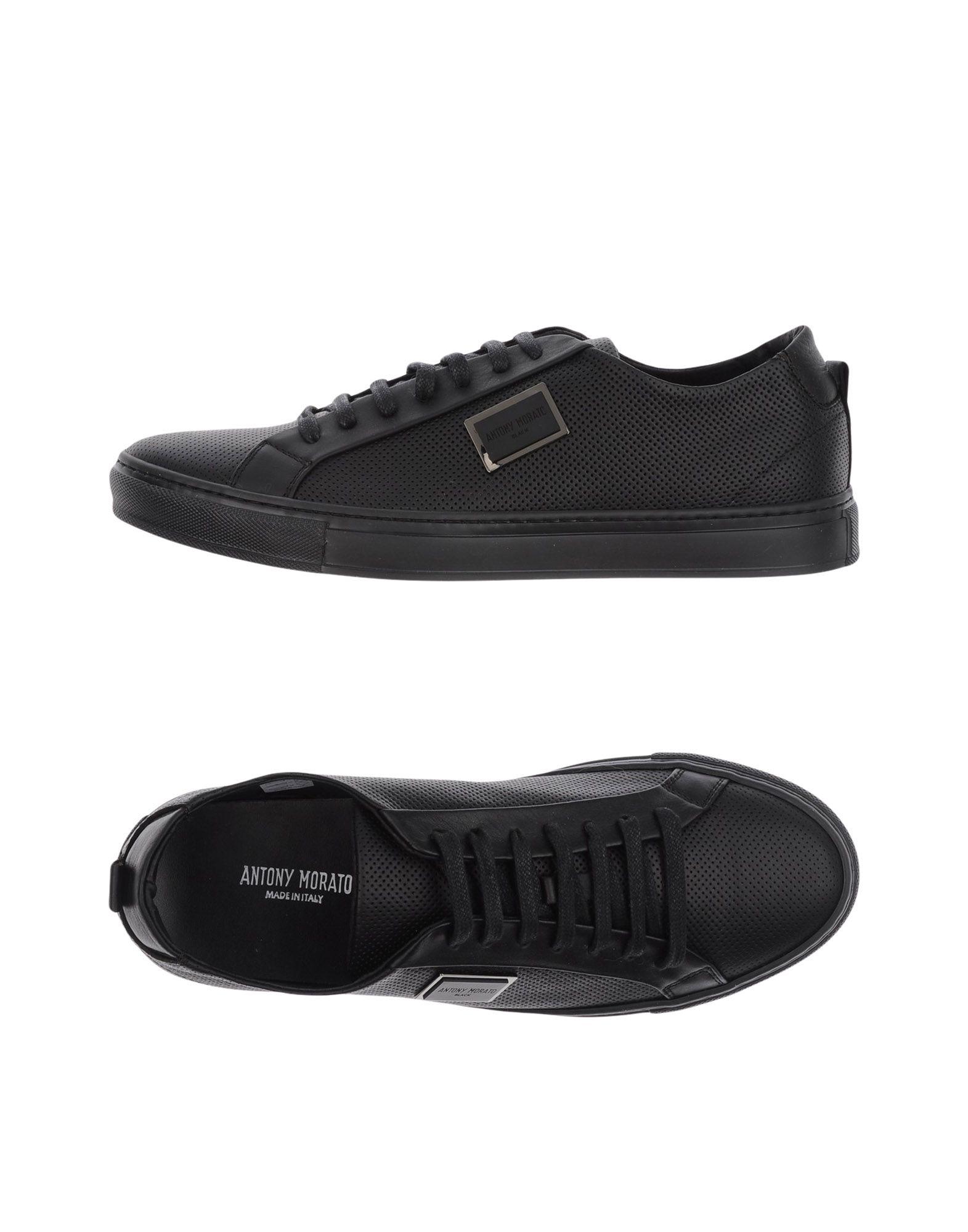 Rabatt echte Schuhe Antony  Morato Sneakers Herren  Antony 11235680UQ 260d08