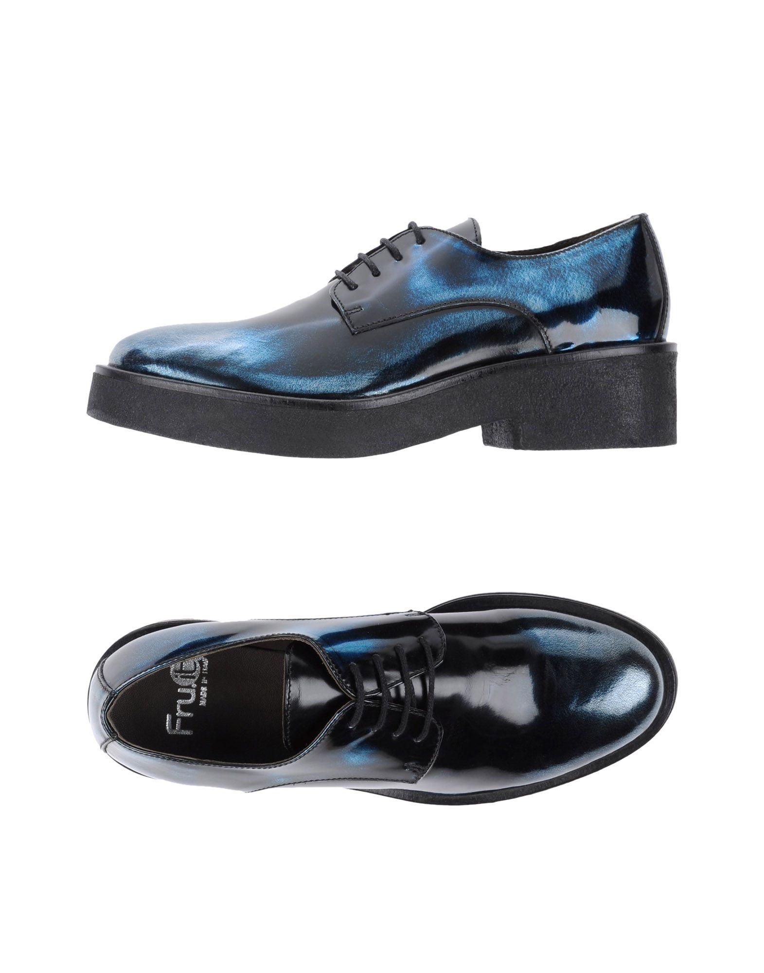 Los últimos zapatos mujeres de descuento para hombres y mujeres zapatos Zapato De Cordones Fru.It Mujer - Zapatos De Cordones Fru.It  Azul marino c4270f