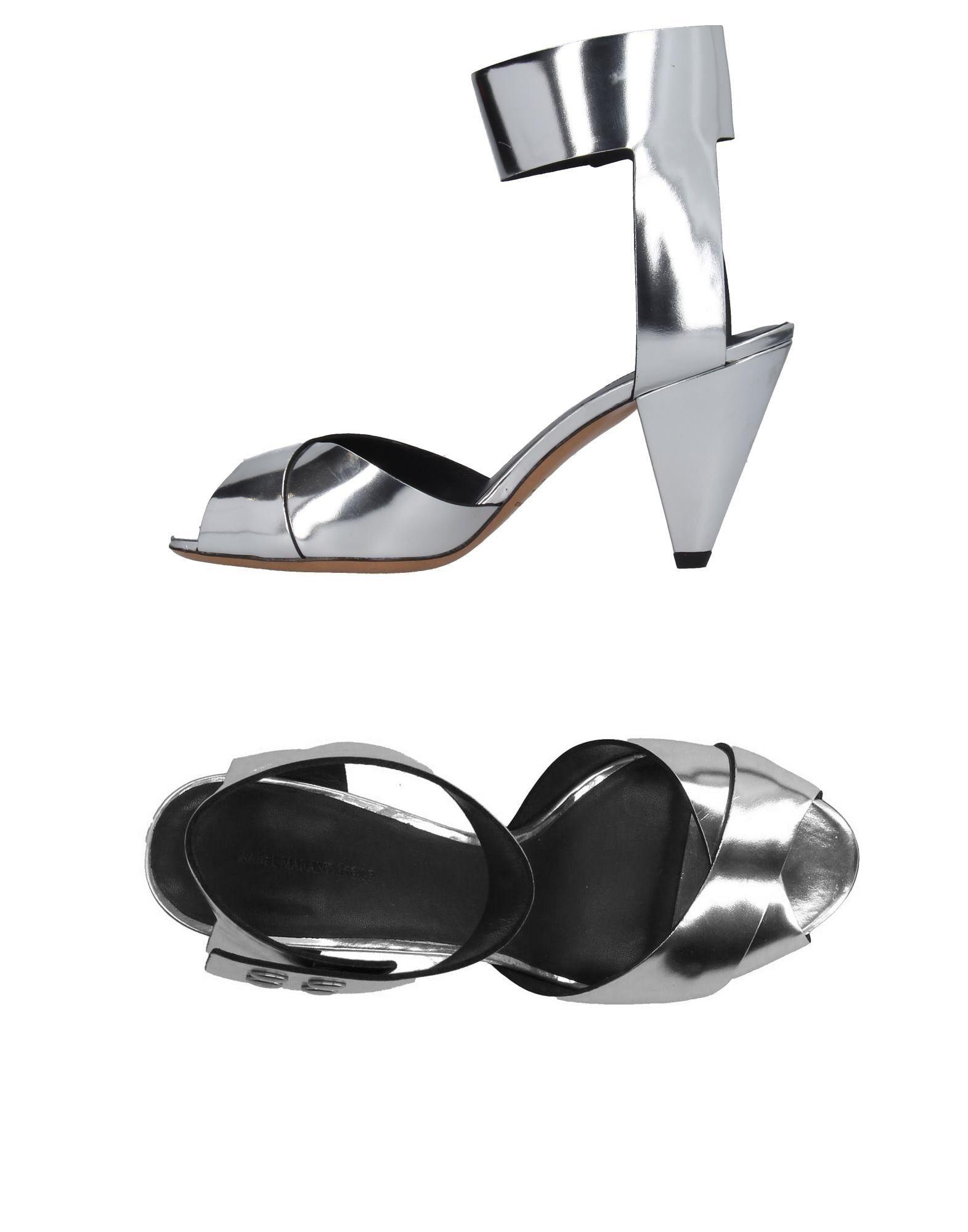 Stilvolle billige Schuhe Isabel Marant Étoile Sandalen Damen  11235952RF