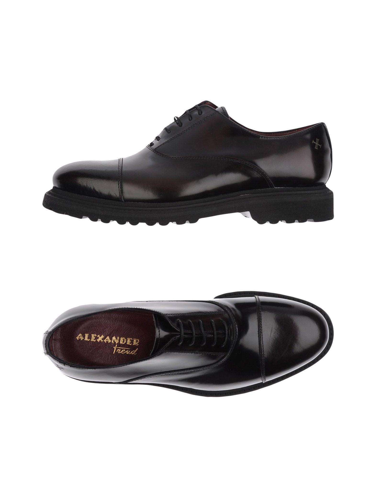 Rabatt echte Schuhe Alexander Trend Schnürschuhe Herren  11235953FM