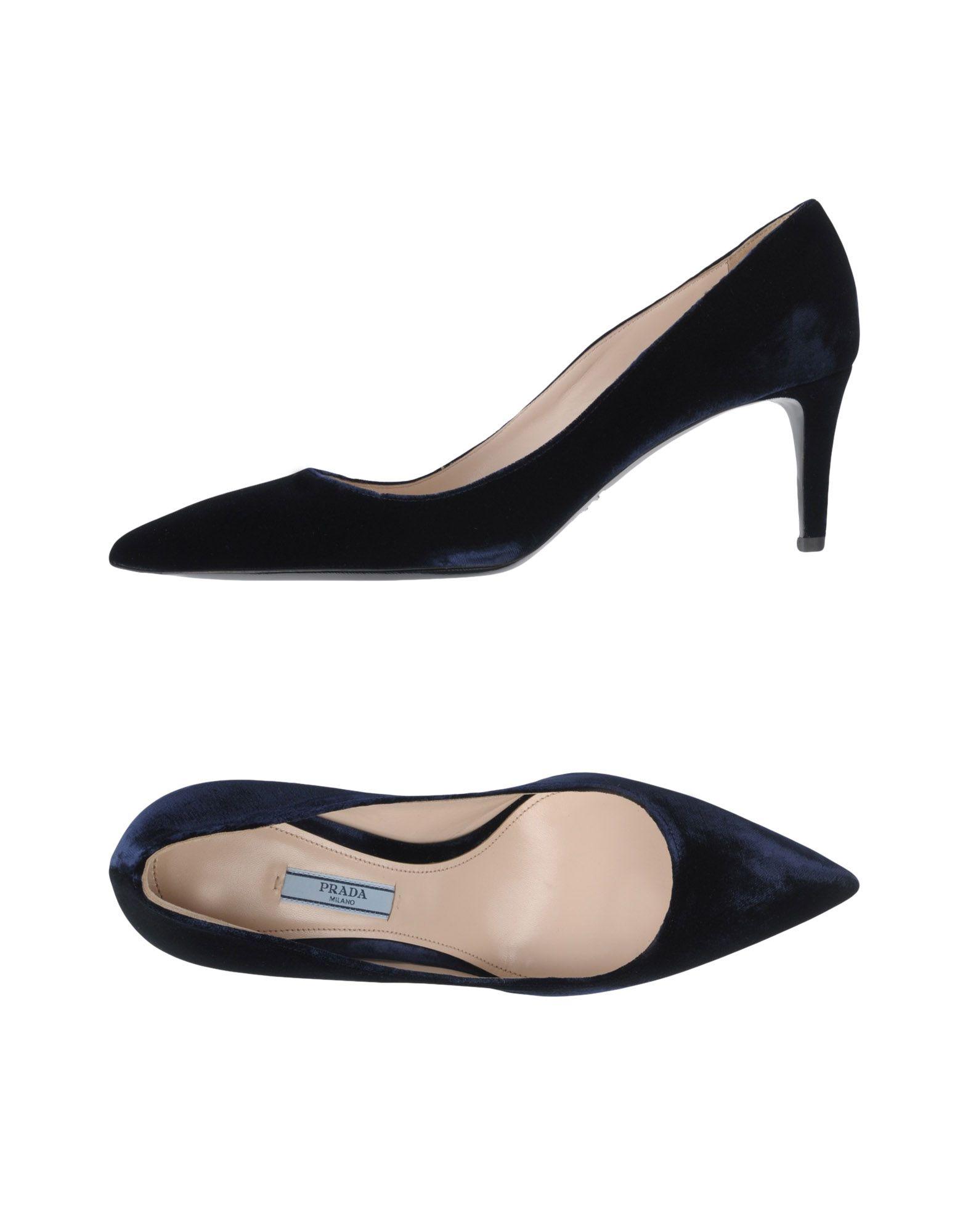 Prada Pumps Damen  11236083LAGünstige gut aussehende Schuhe