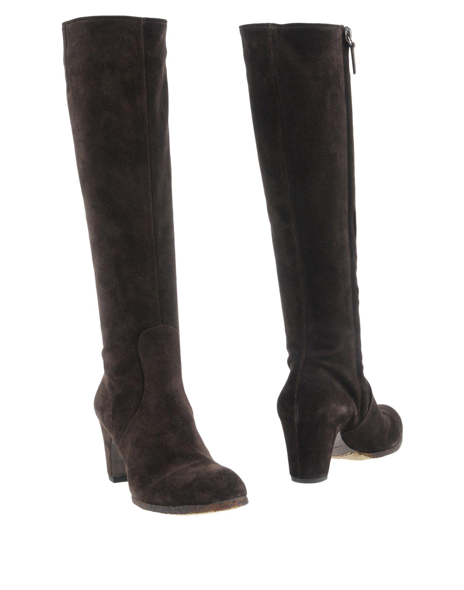 Rabatt Schuhe Roberto Del Carlo Stiefel Damen  11236088JM