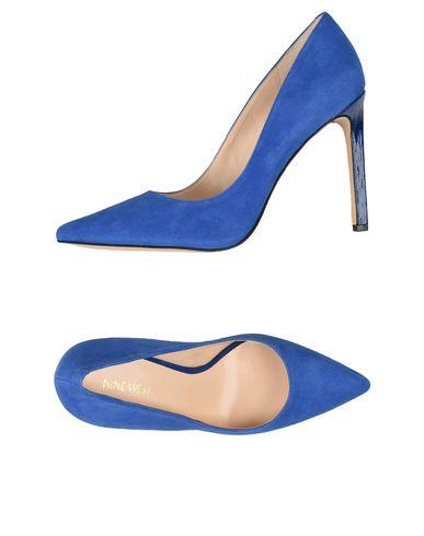 Zapatos especiales para hombres y mujeres Zapato De Salón Cuoieria Mujer - Salones Cuoieria- 11487789KB Azul eléctrico