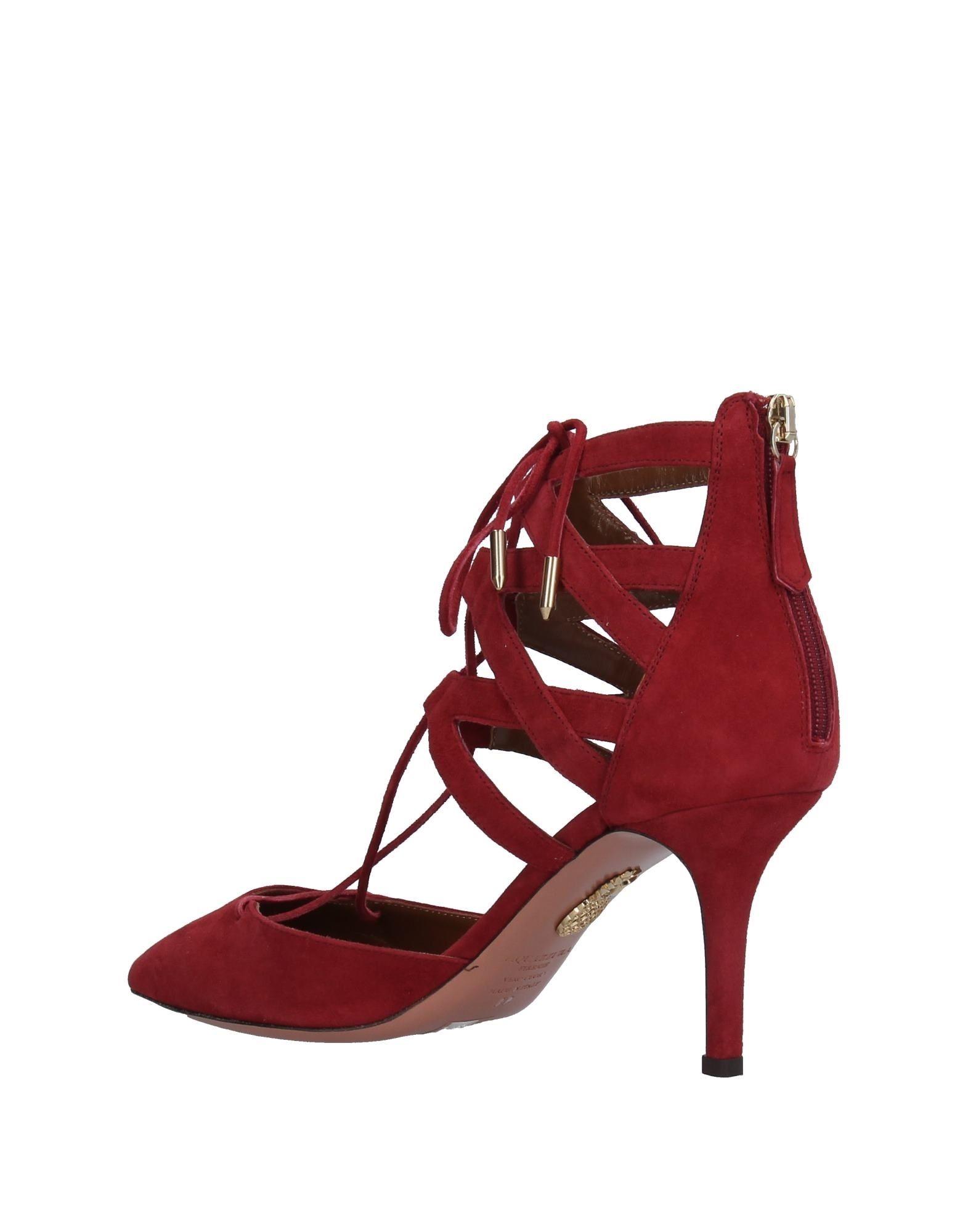 Aquazzura gut Pumps Damen  11236173JWGünstige gut Aquazzura aussehende Schuhe 721437