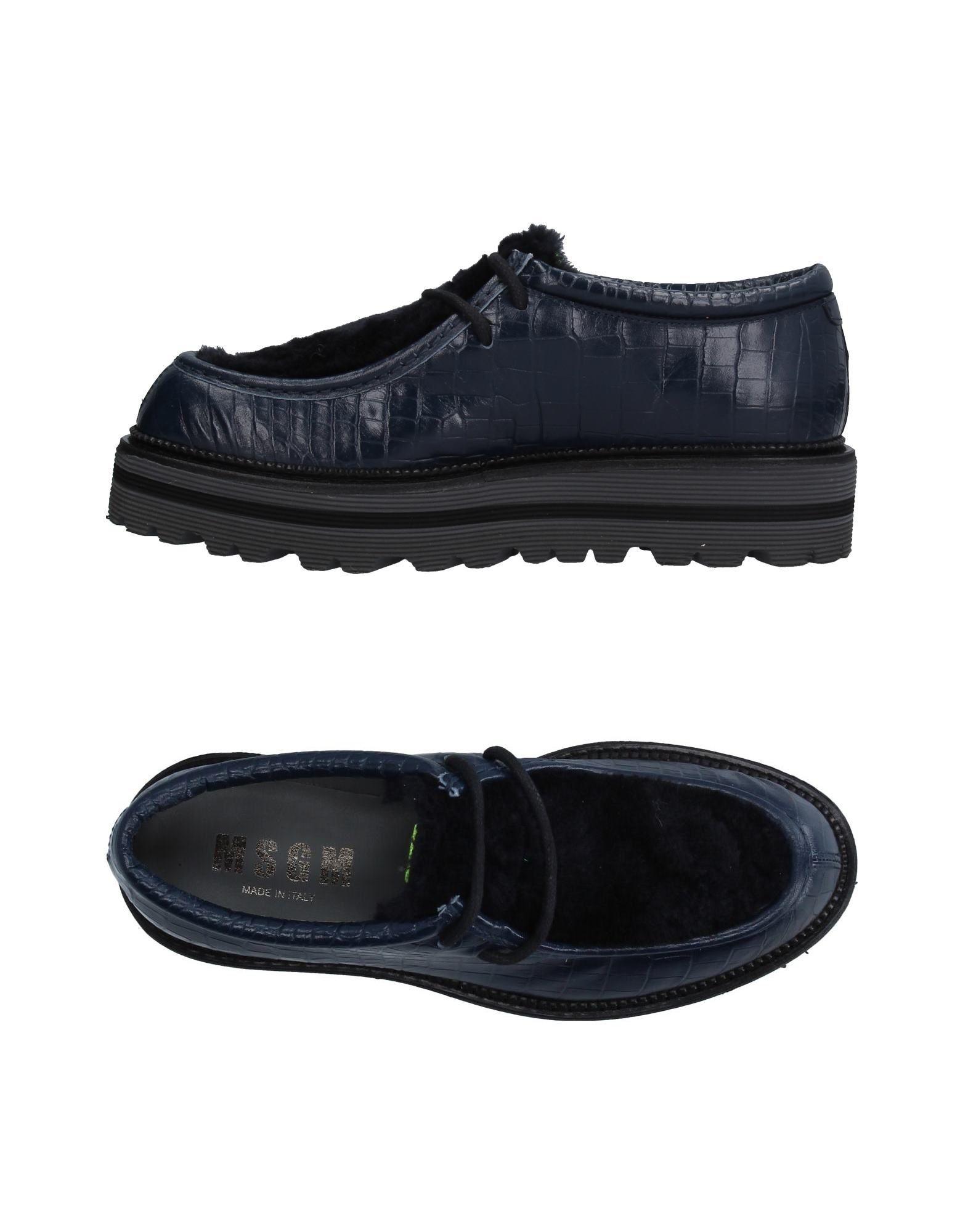 Msgm Schnürschuhe Damen  11236227LKGut aussehende strapazierfähige Schuhe