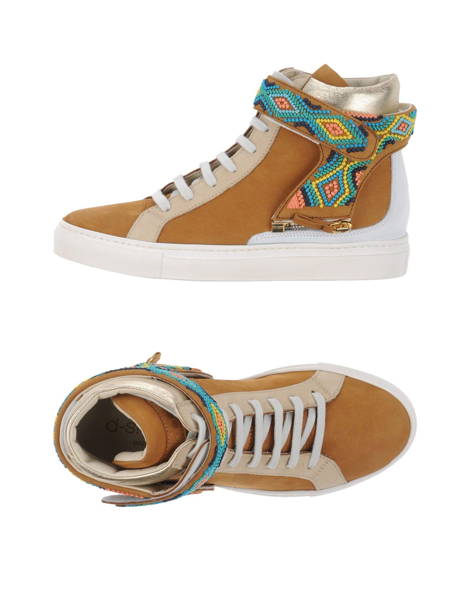 d-s!de baskets - - - femmes d-s!de chaussures en ligne le royaume - uni - dp 2d2120