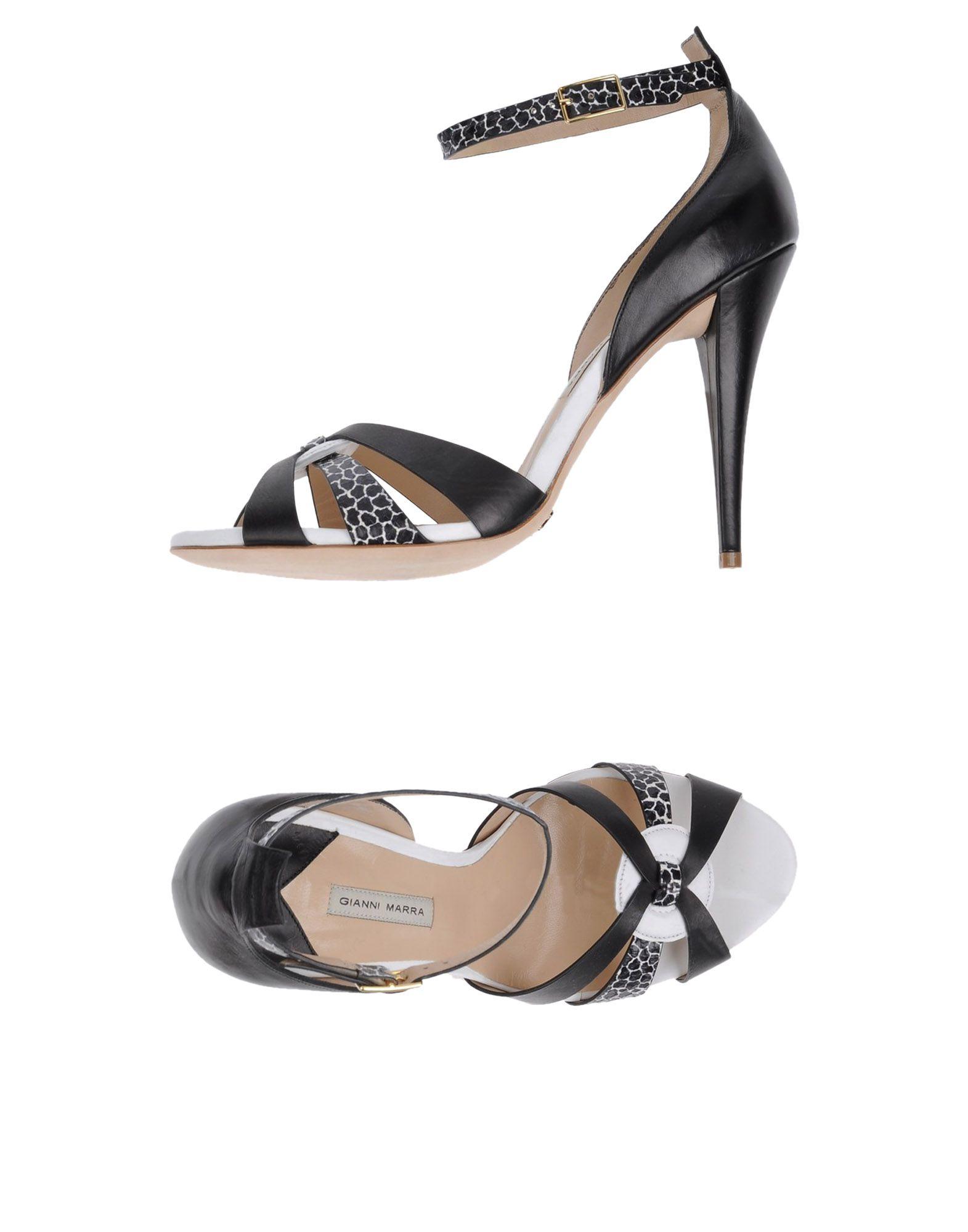 Gianni Marra Sandalen Damen  11236401AR Gute Qualität beliebte Schuhe