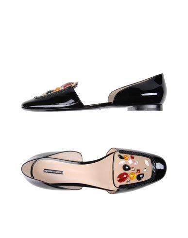 Los zapatos más populares para hombres y mujeres Mocasín Emporio Emporio Armani Mujer - Mocasines Emporio Emporio Armani - 11236452GM Negro fd0dca