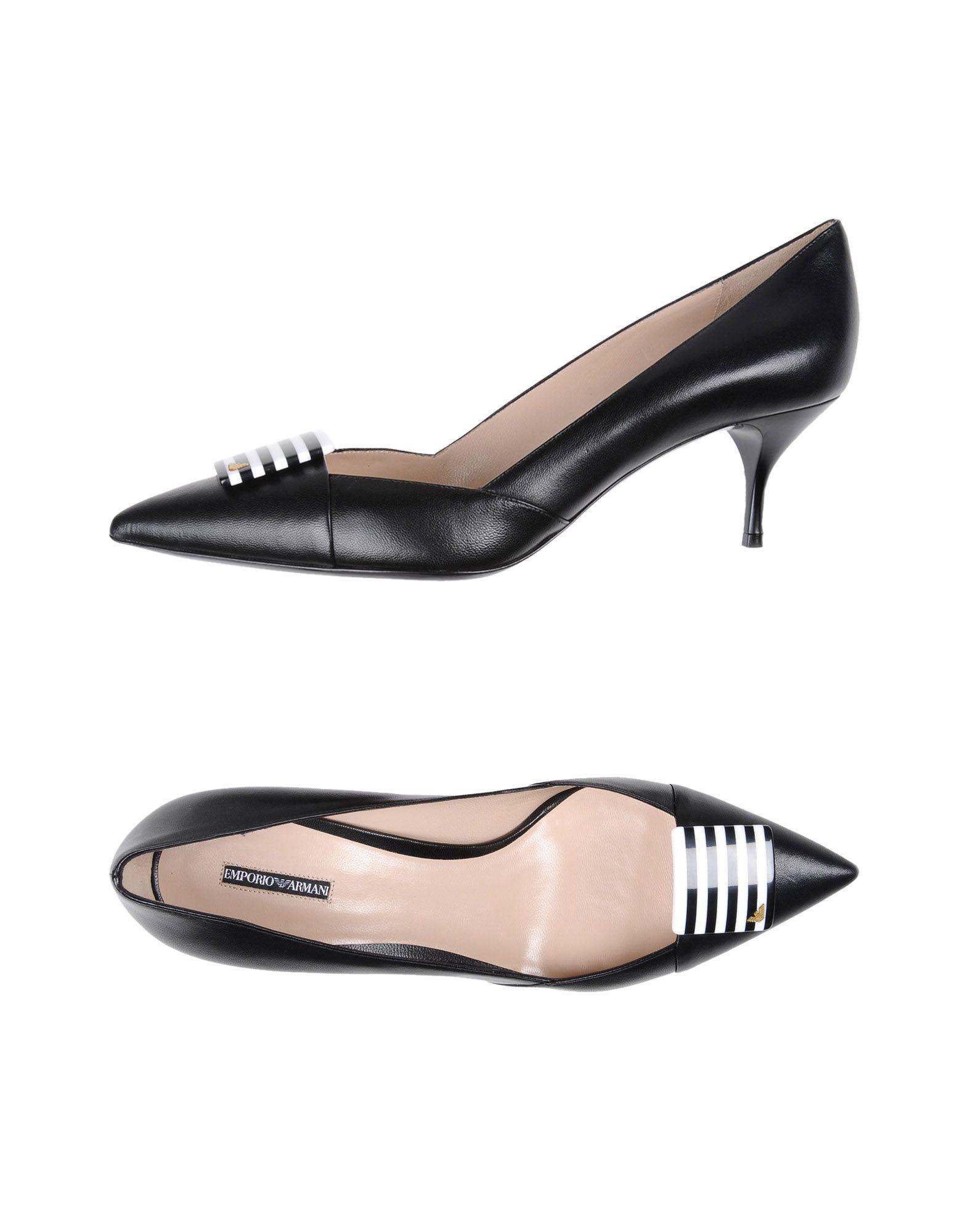 Emporio Armani Pumps Damen strapazierfähige  11236453EKGut aussehende strapazierfähige Damen Schuhe 769088