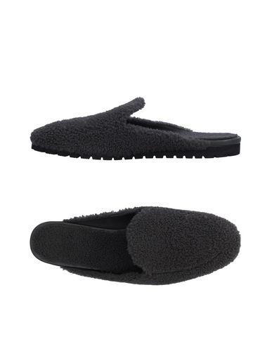 HELMUT LANG - Open-toe mules