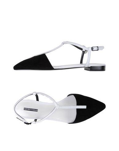 e9ab4f2f5bb31 Emporio Armani Ballet Flats - Women Emporio Armani Ballet Flats ...