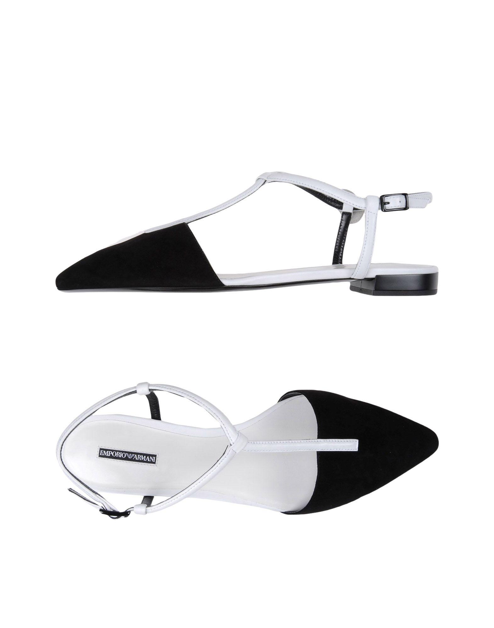 Emporio Armani Ballerinas Damen Damen Damen  11236491SA Neue Schuhe 73ef6b
