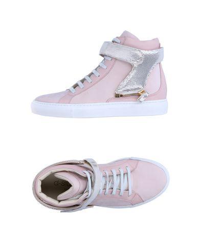 Descuento Descuento Descuento por tiempo limitado Zapatillas D-S!De Mujer - Zapatillas D-S!De - 11236613BS Rosa 66739d