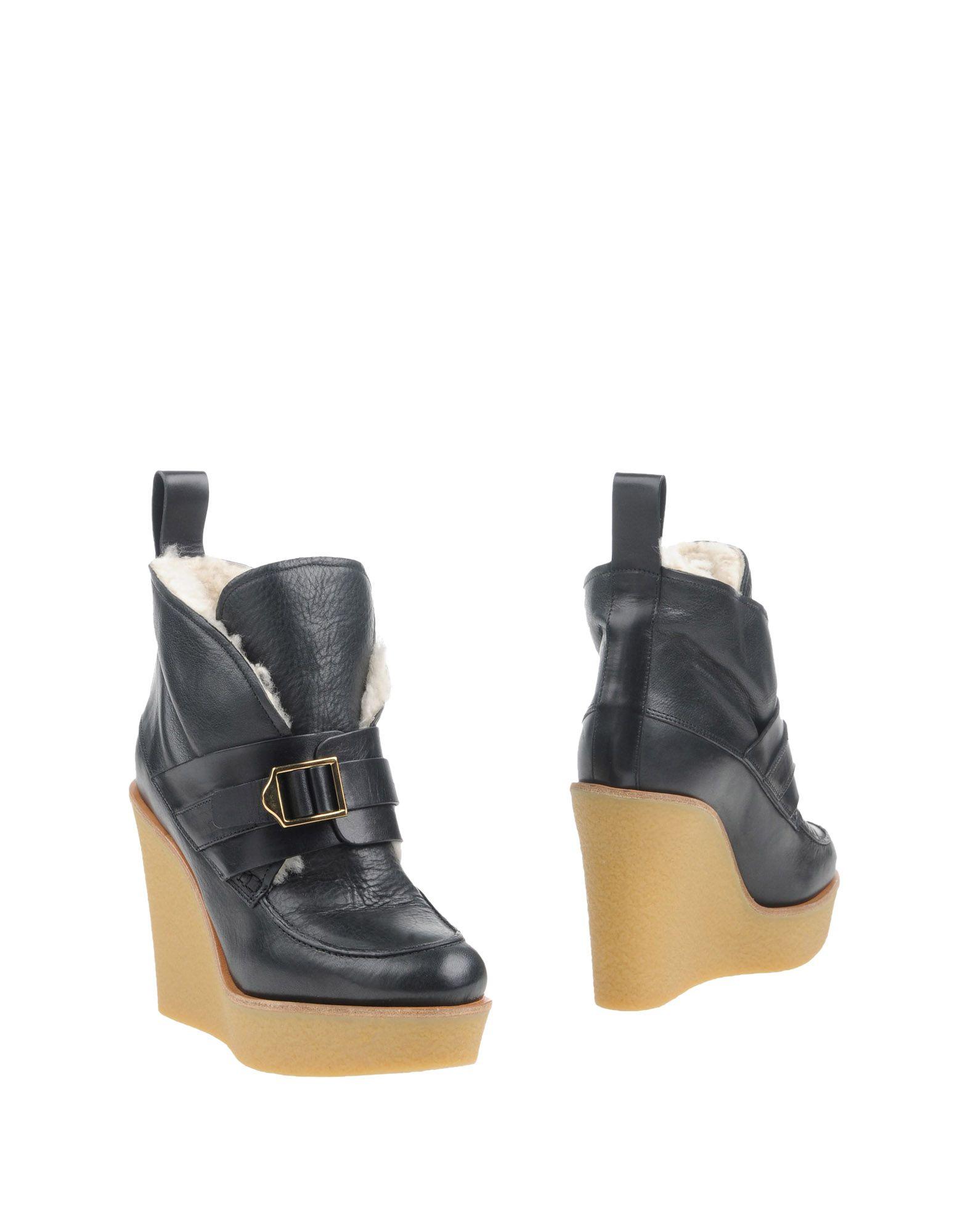 Chloé Stiefelette Damen  11236630DUGünstige gut aussehende Schuhe