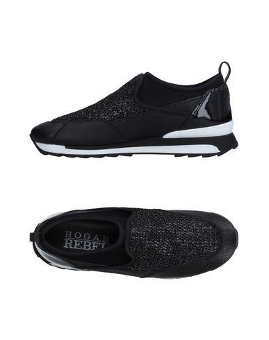 Zapatos cómodos y versátiles Zapatillas Hogan Rebel Mujer - Zapatillas Hogan Rebel - 11236644UP Negro