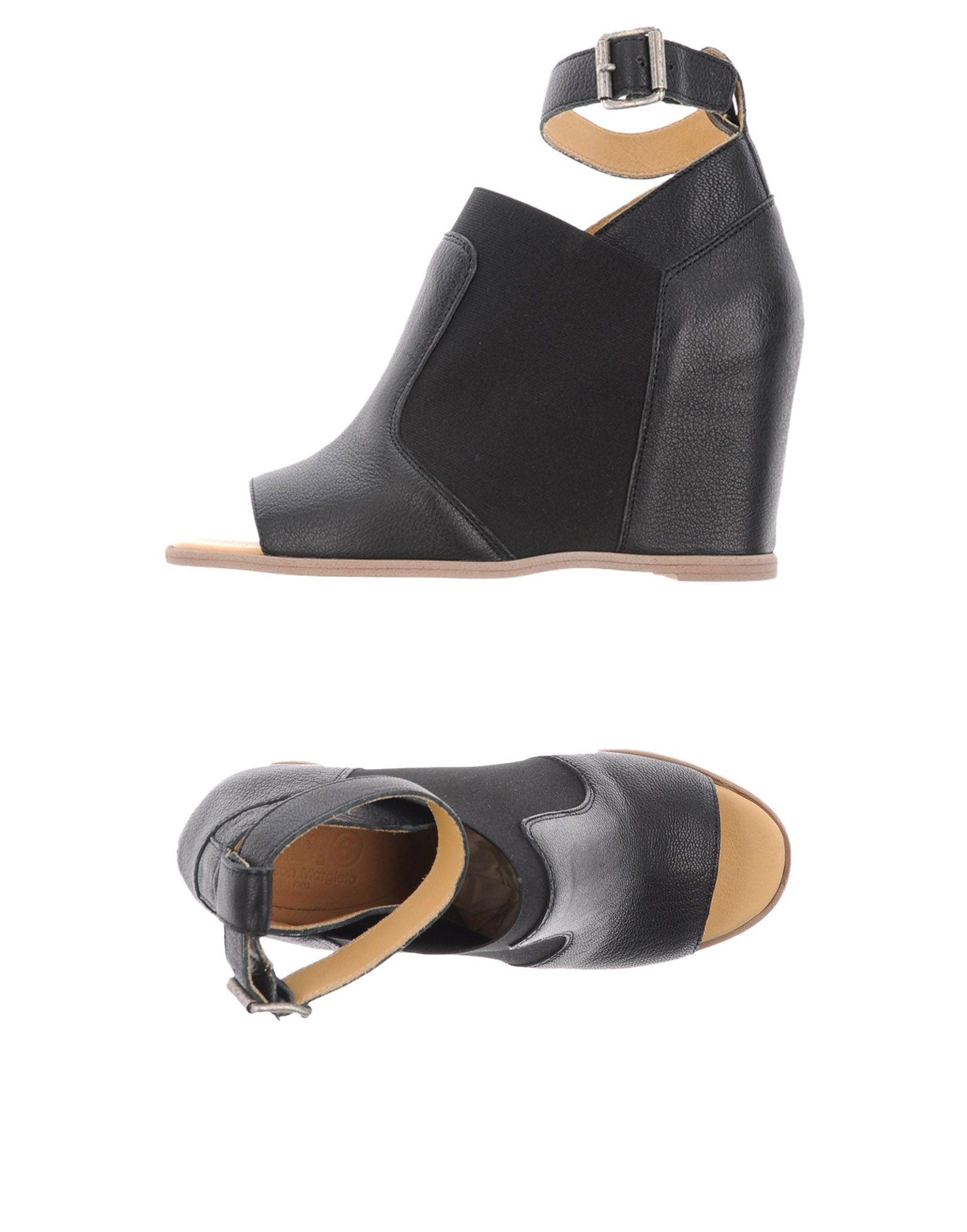 Gut um billige Schuhe zu tragenMm6 Maison 11236651FW Margiela Sandalen Damen  11236651FW Maison be8ac9