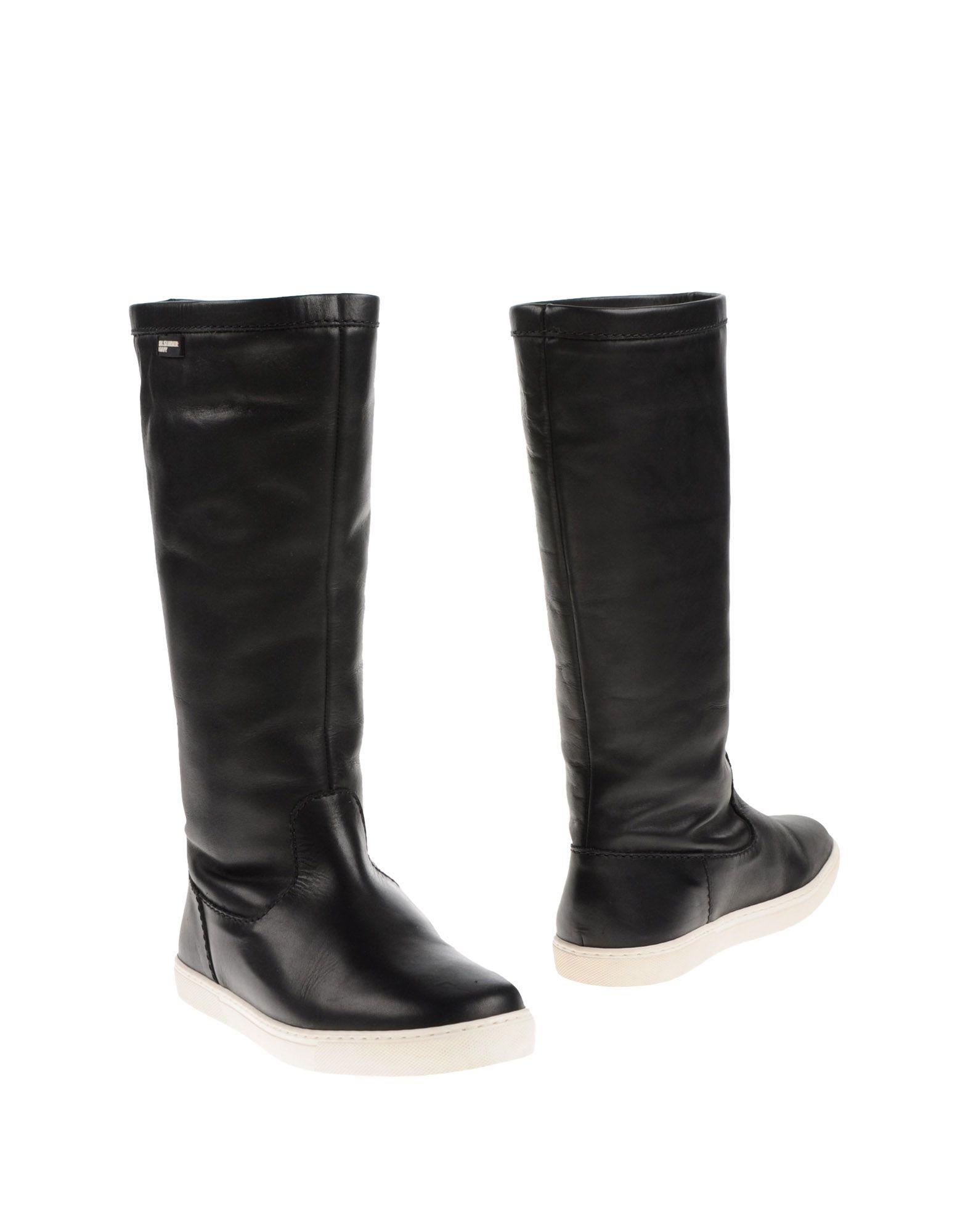 Jil Jil Jil Sander Navy Stiefel Damen  11236904BE Neue Schuhe 435630