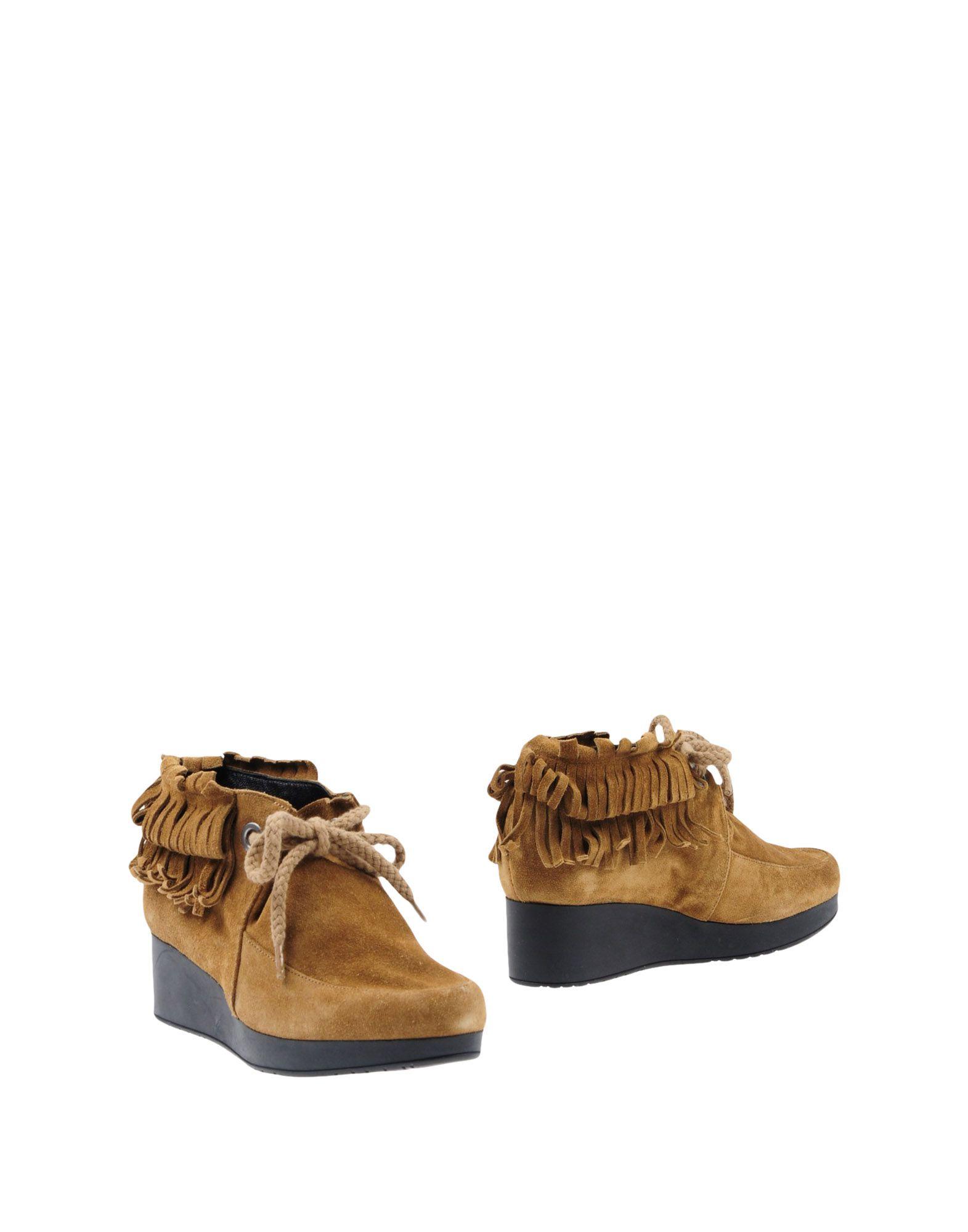 Stilvolle billige Schuhe Robert Clergerie Stiefelette Damen  11236918KS