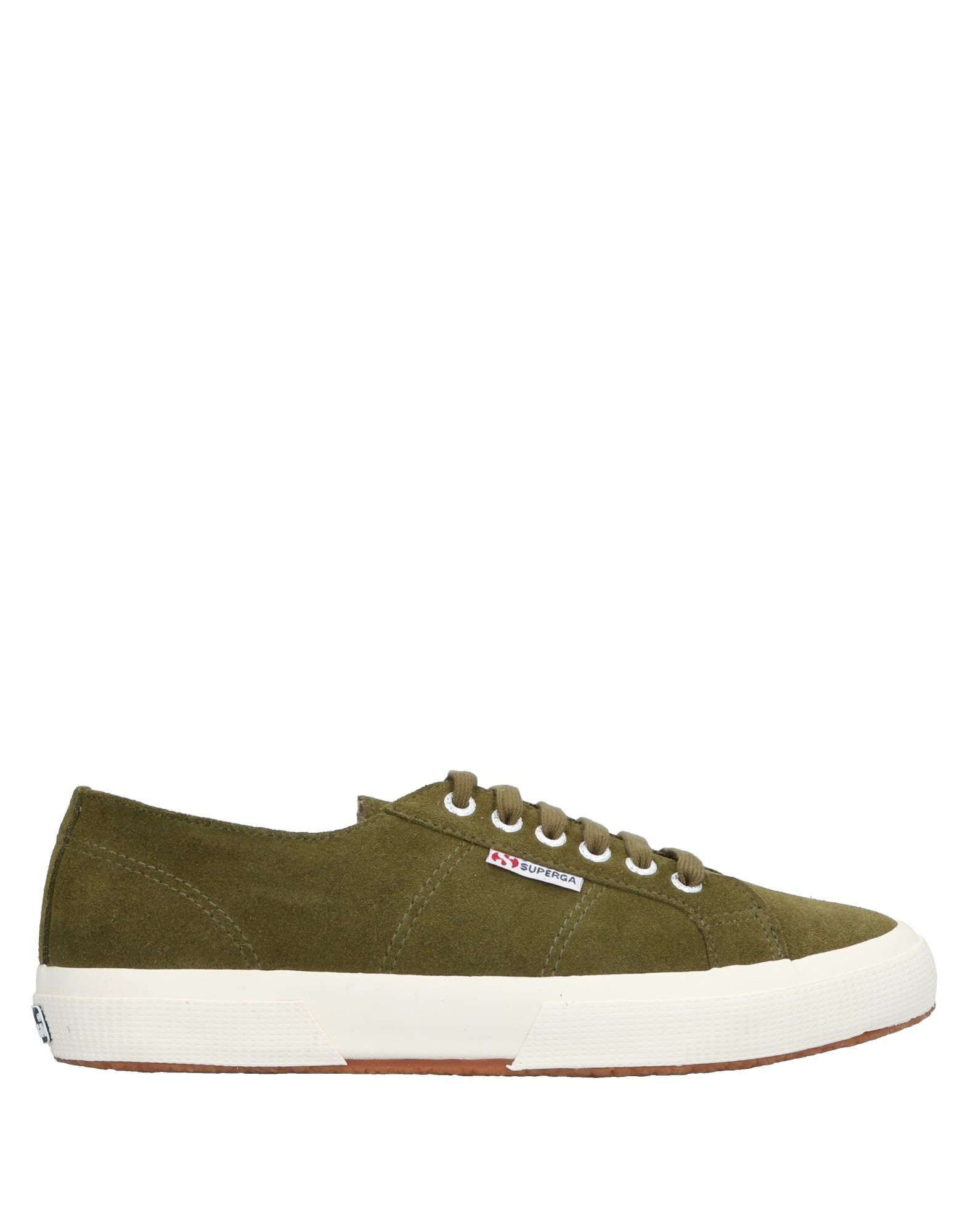 Sneakers Superga® Homme - Sneakers Superga®  Vert Chaussures casual sauvages
