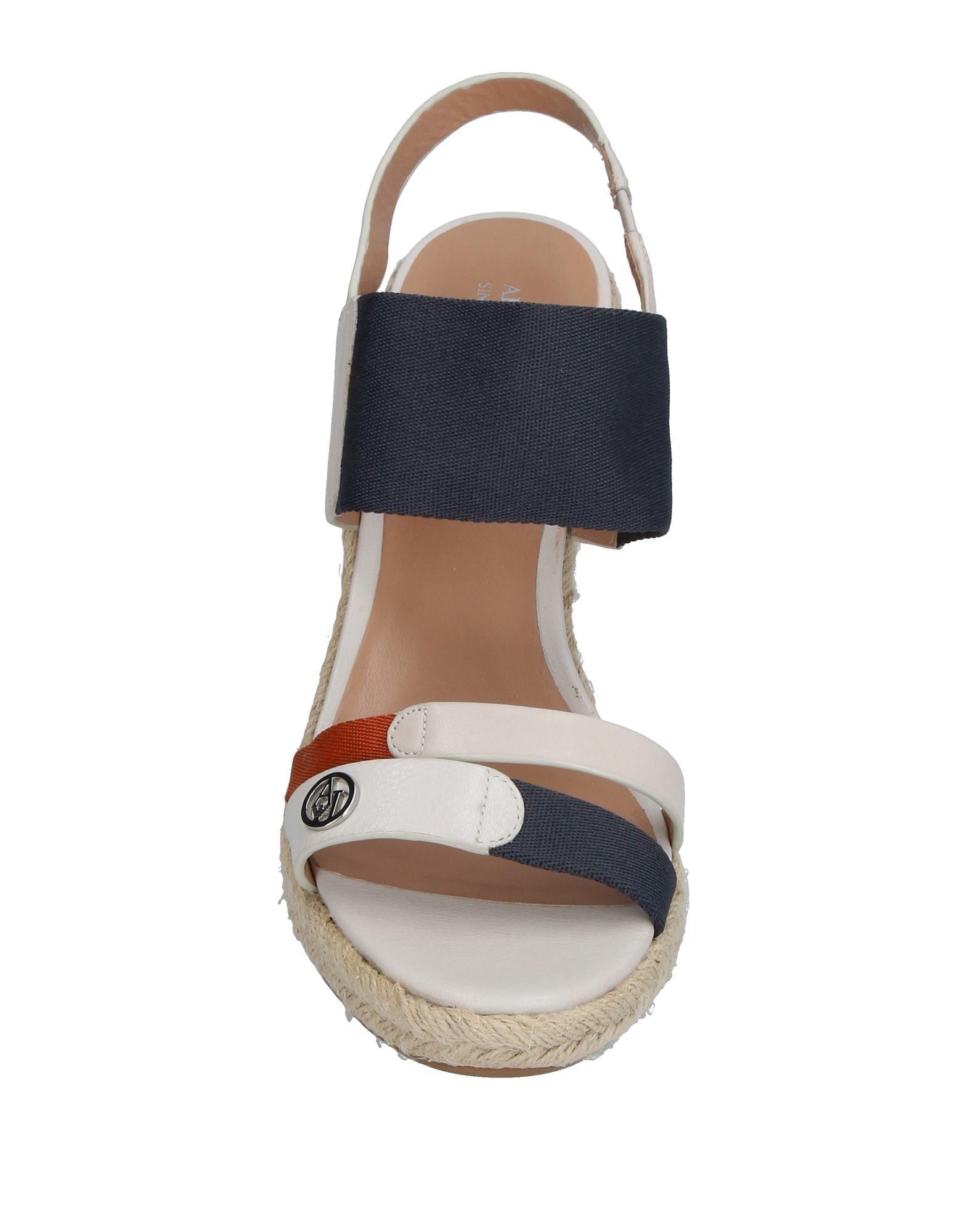 Armani Jeans  Sandalen Damen  11237503AH  Jeans 2ebaa2