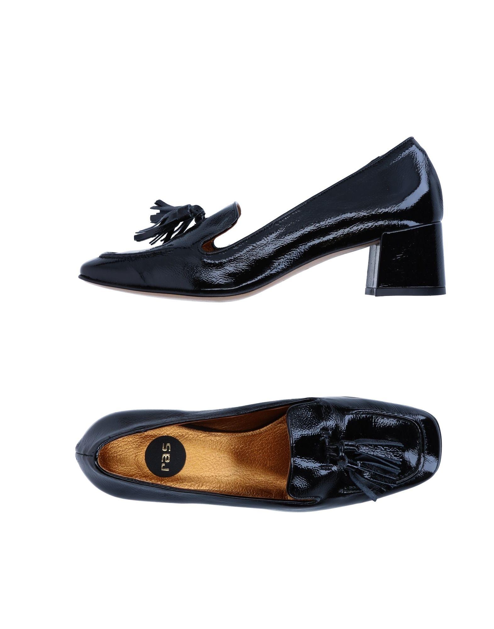 Stilvolle billige Schuhe Ras Mokassins Damen  11237581LO