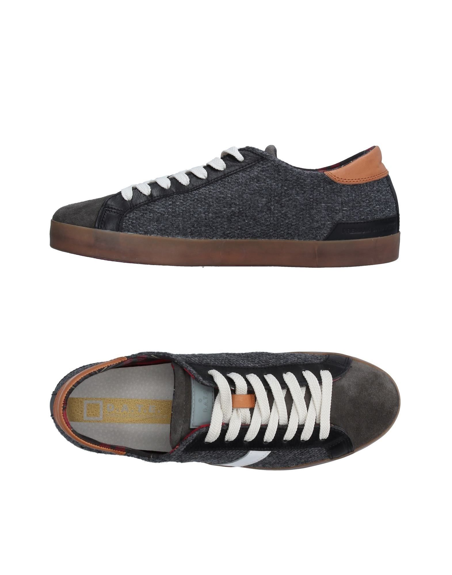 Rabatt echte Schuhe D.A.T.E. Sneakers Herren  11237606ES