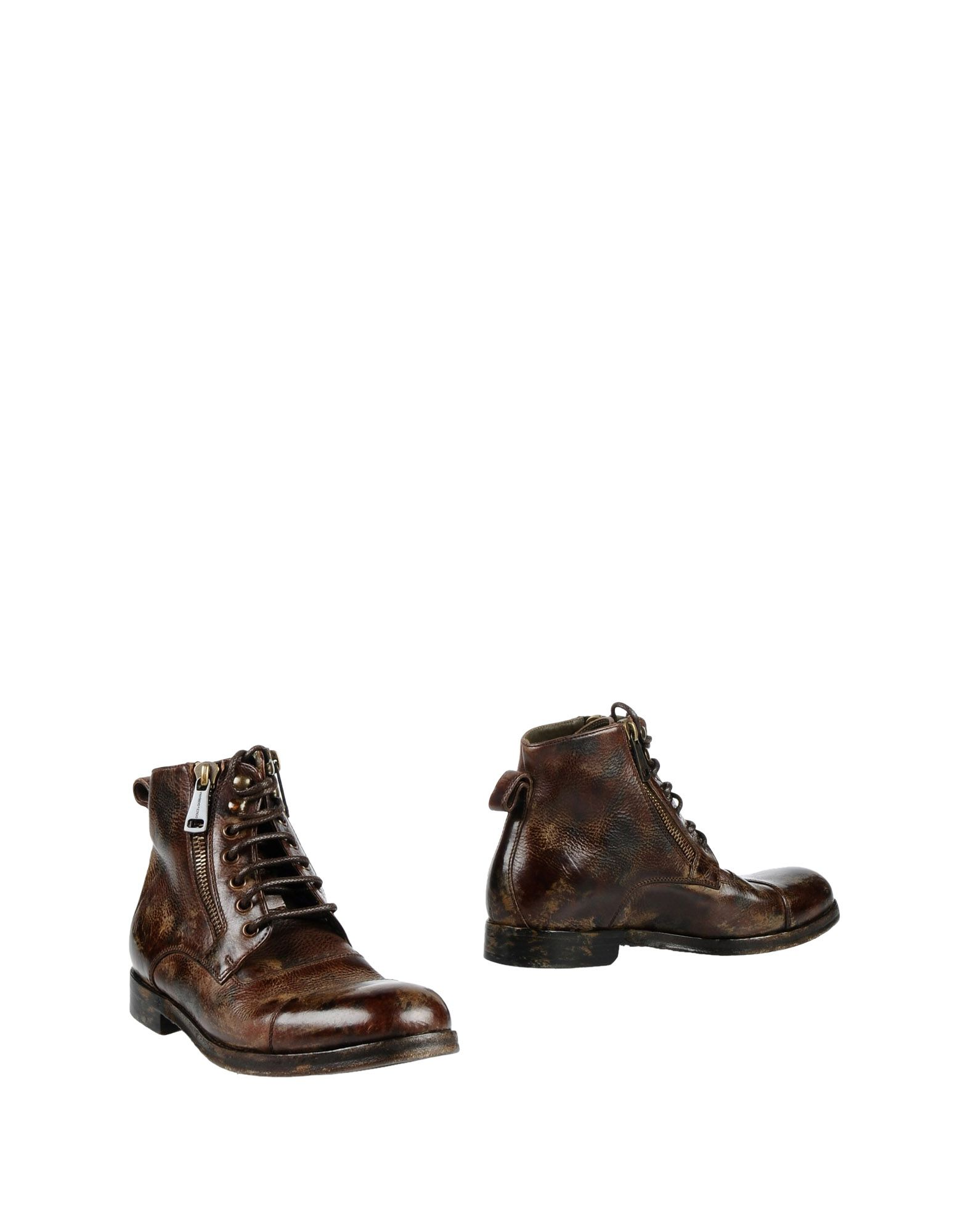 Dolce & Gabbana Stiefelette Herren  11237760BW Neue Schuhe
